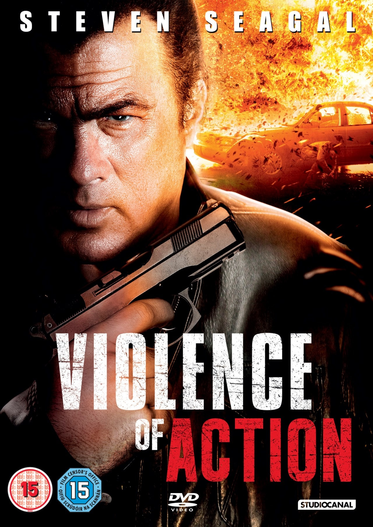 Violence of Action - 1