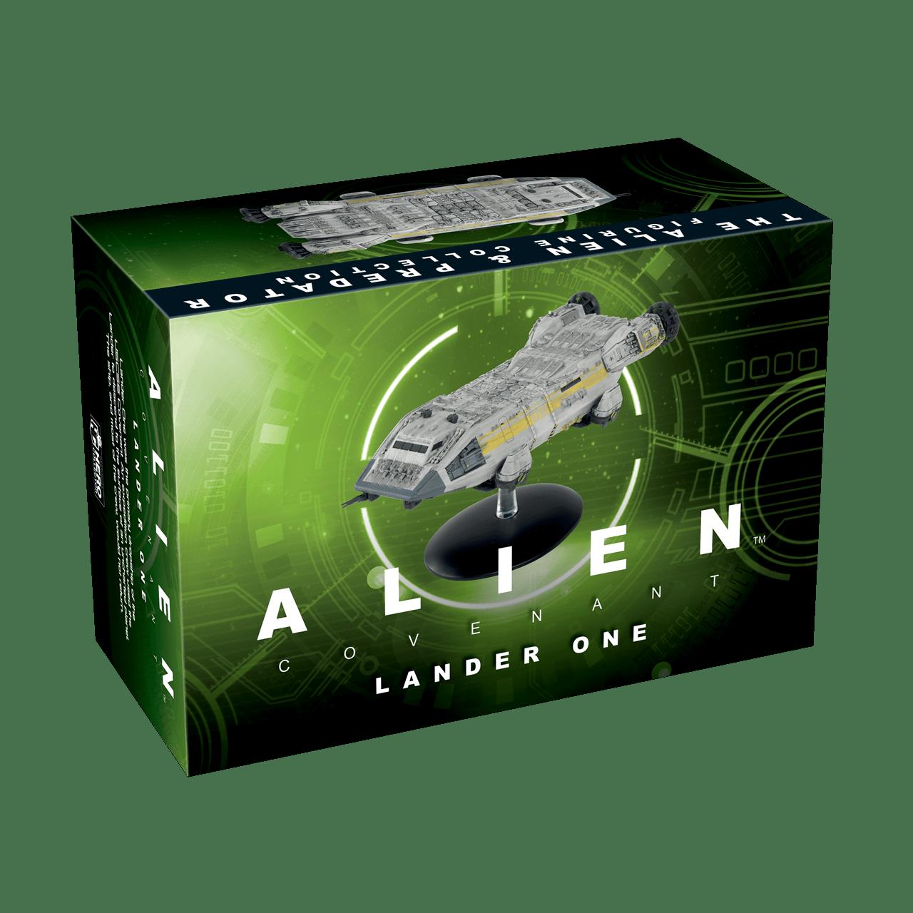 Alien Covenant: Lander One Ship Hero Collector - 4