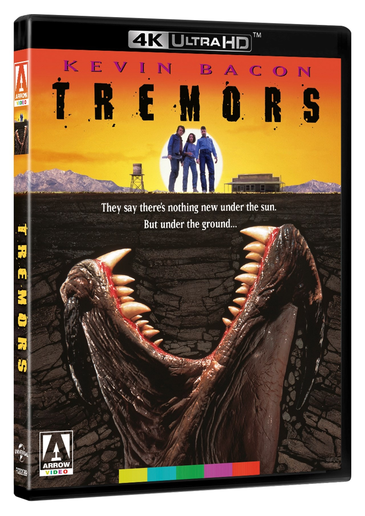 Tremors 4K Ultra HD Limited Edition - 4
