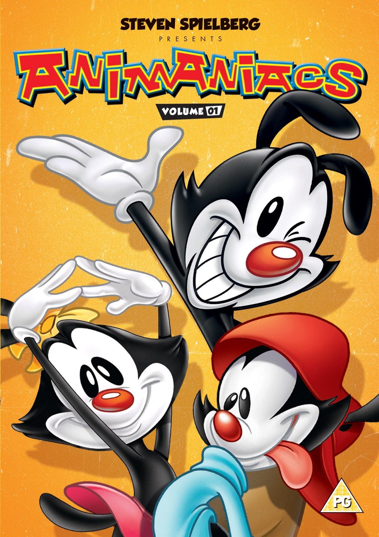 Animaniacs: Volume 1 - 1