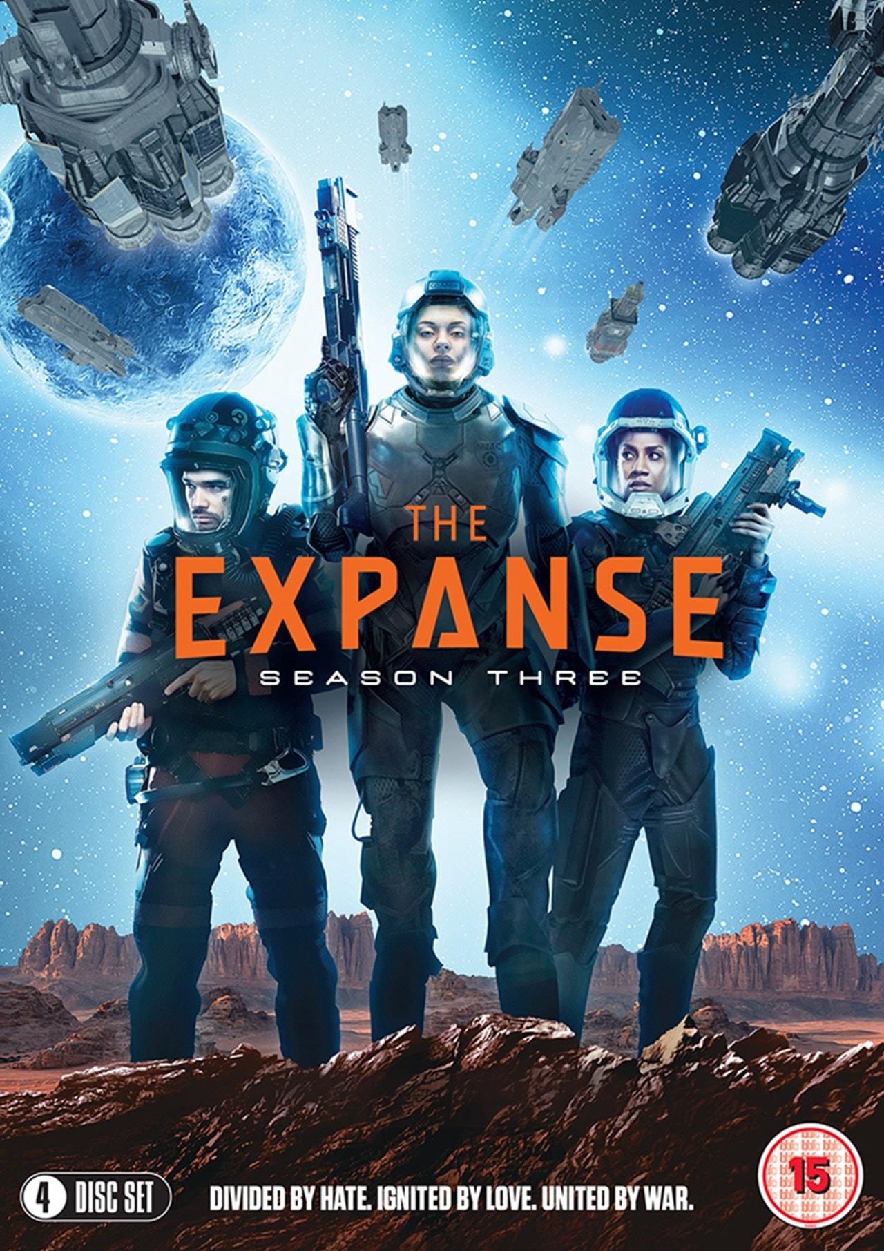 The Expanse: Season Three - 1