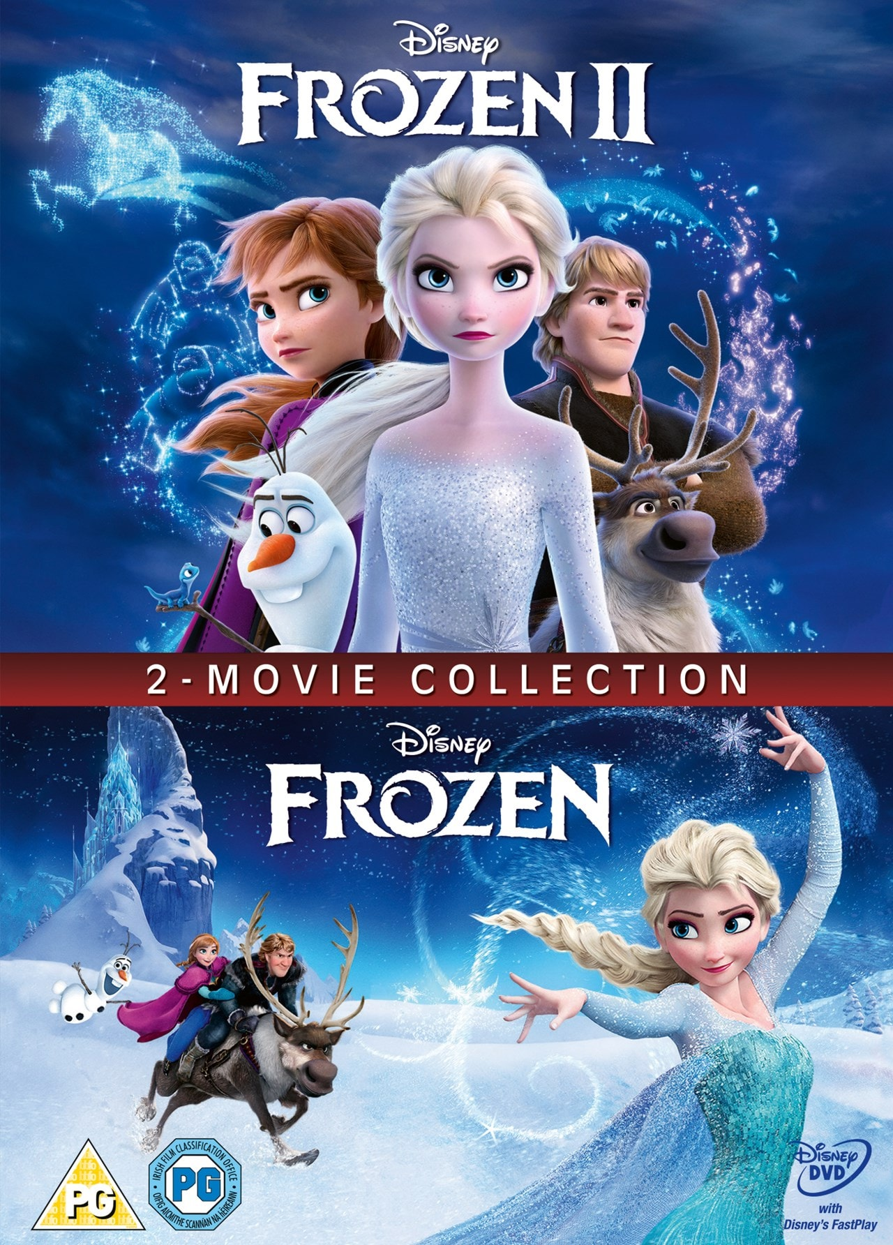 Frozen: 2-movie Collection - 1