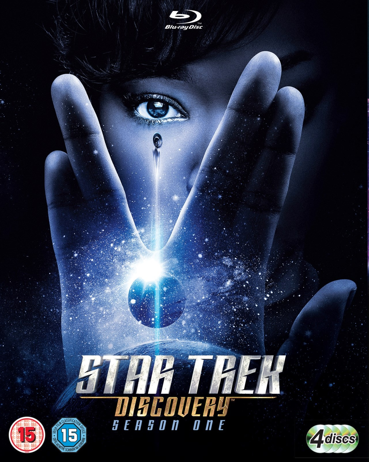 Star Trek: Discovery - Season 1 - 1