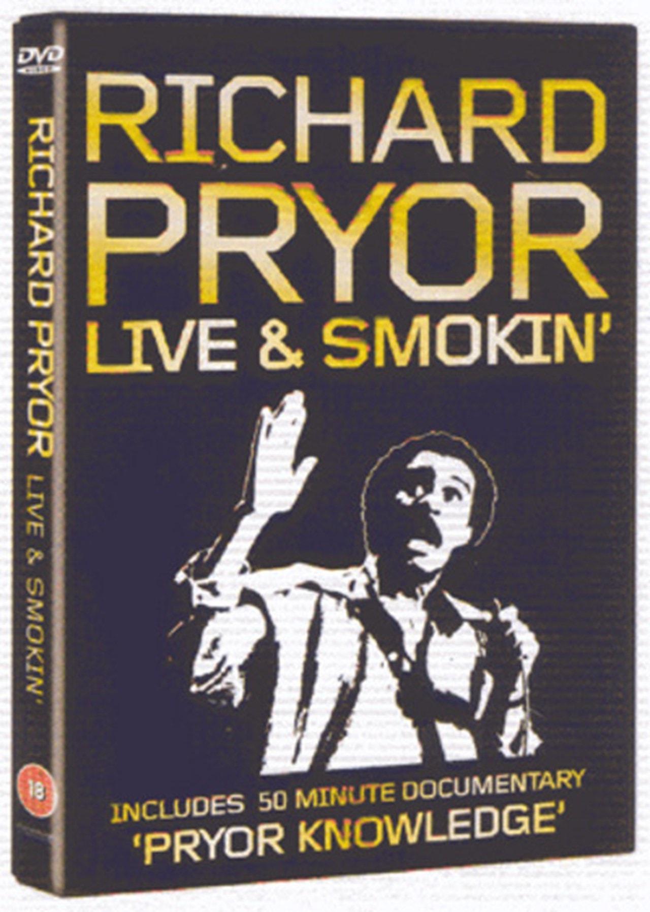 Richard Pryor: Live and Smokin' - 1