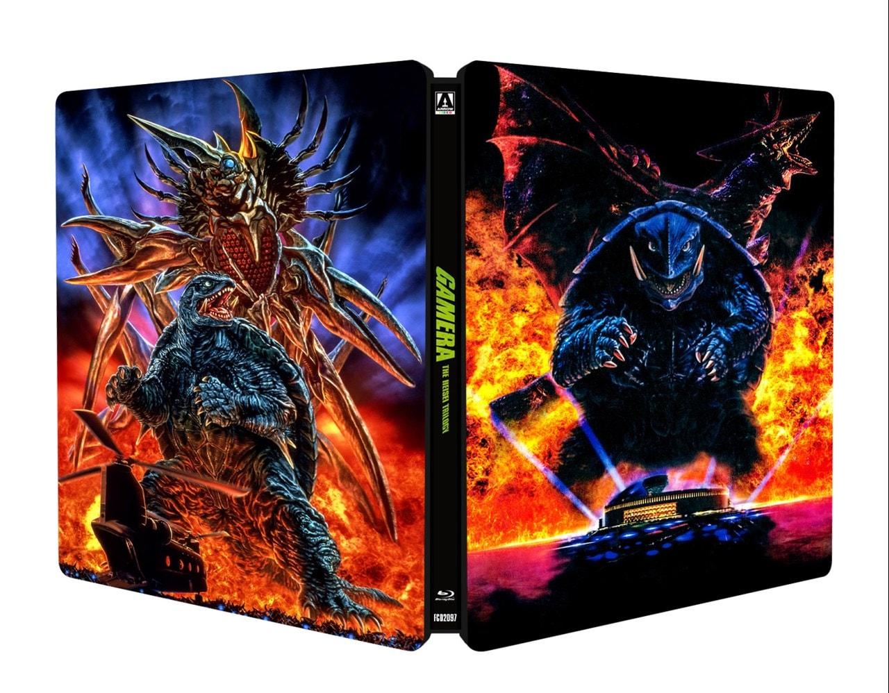 Gamera: The Heisei Trilogy - 4