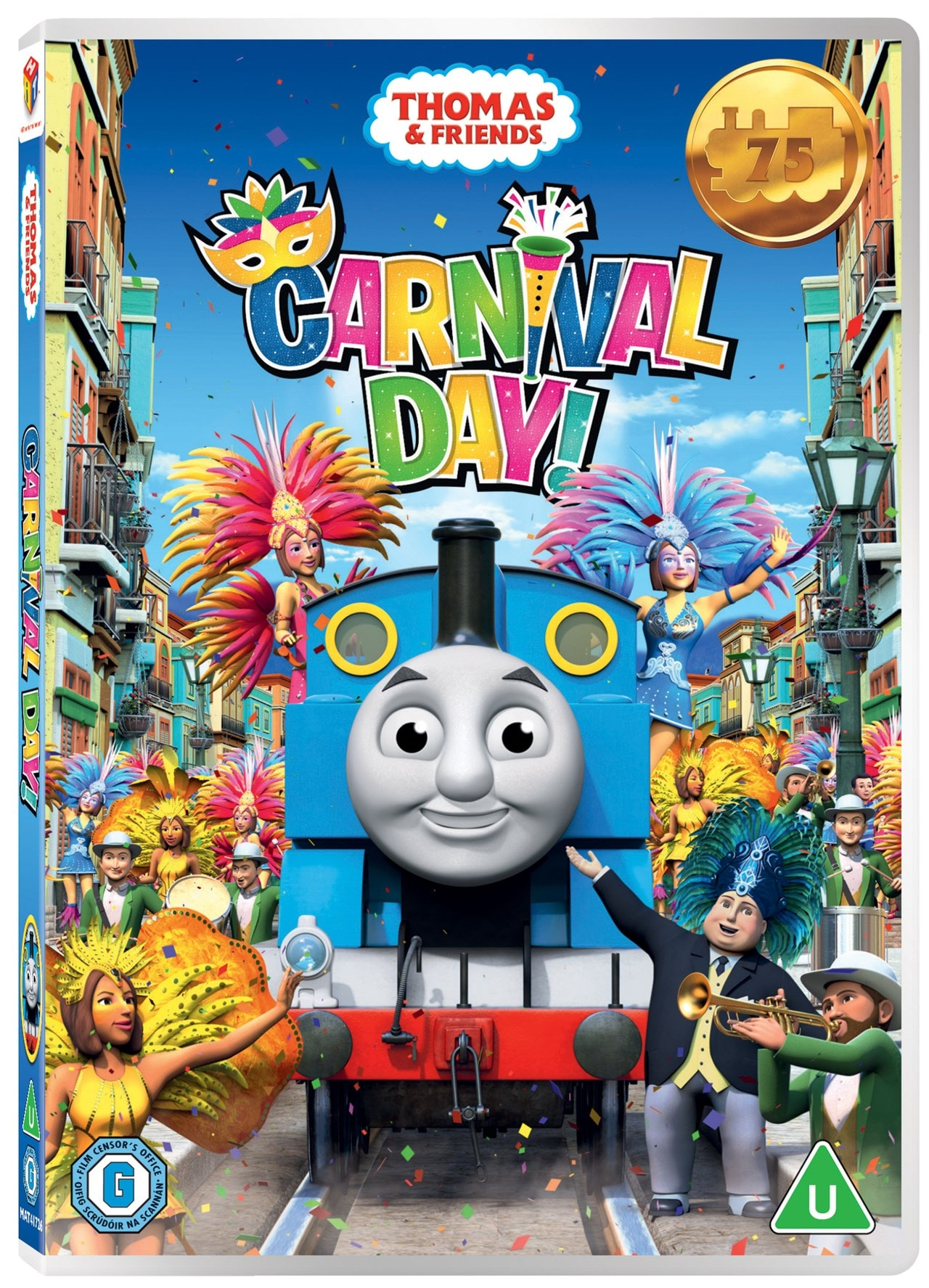 Thomas & Friends: Carnival Day! - 2