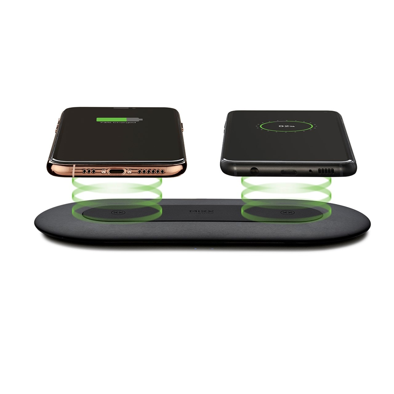 Mixx Charge Chargespot Twin 10W Qi Wireless Charger - 4