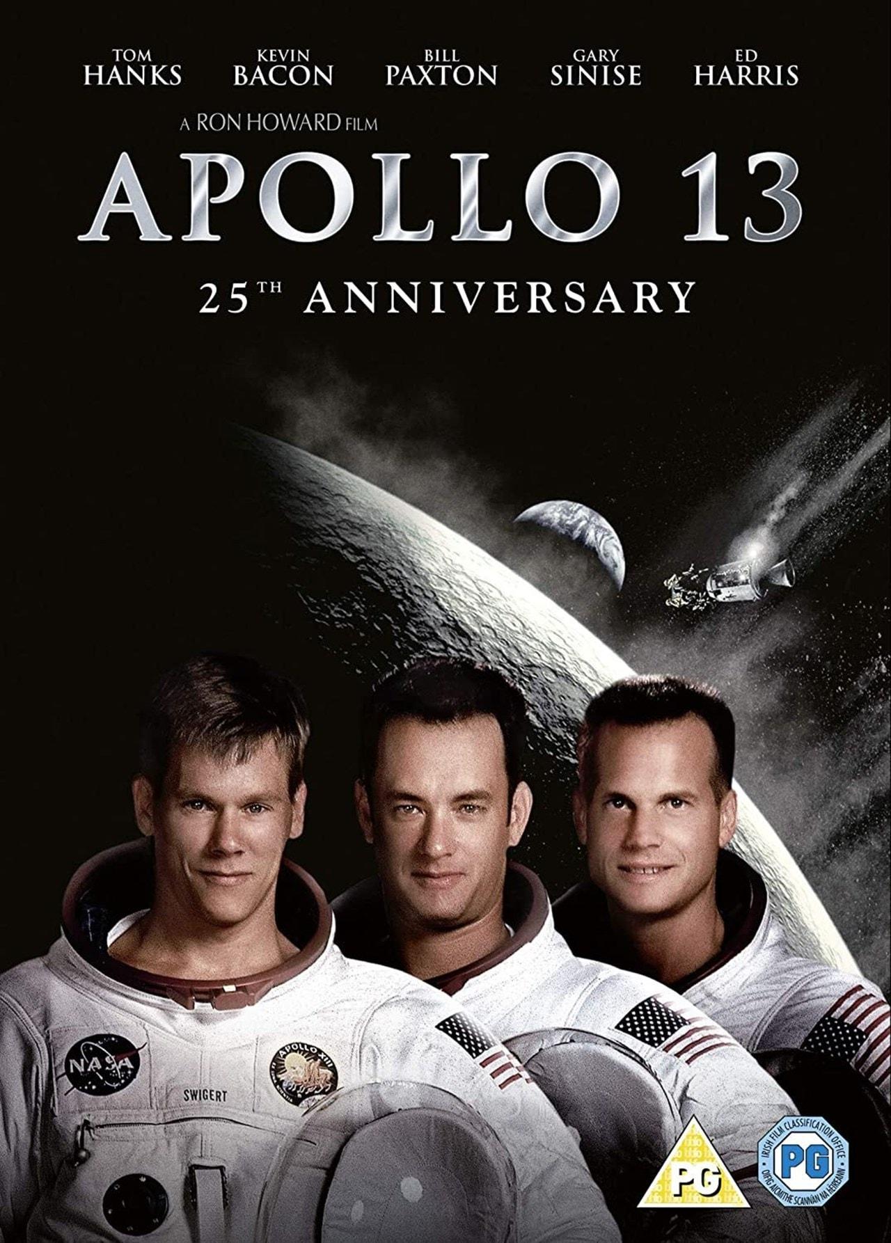 Apollo 13 | DVD | Free shipping over £20 | HMV Store