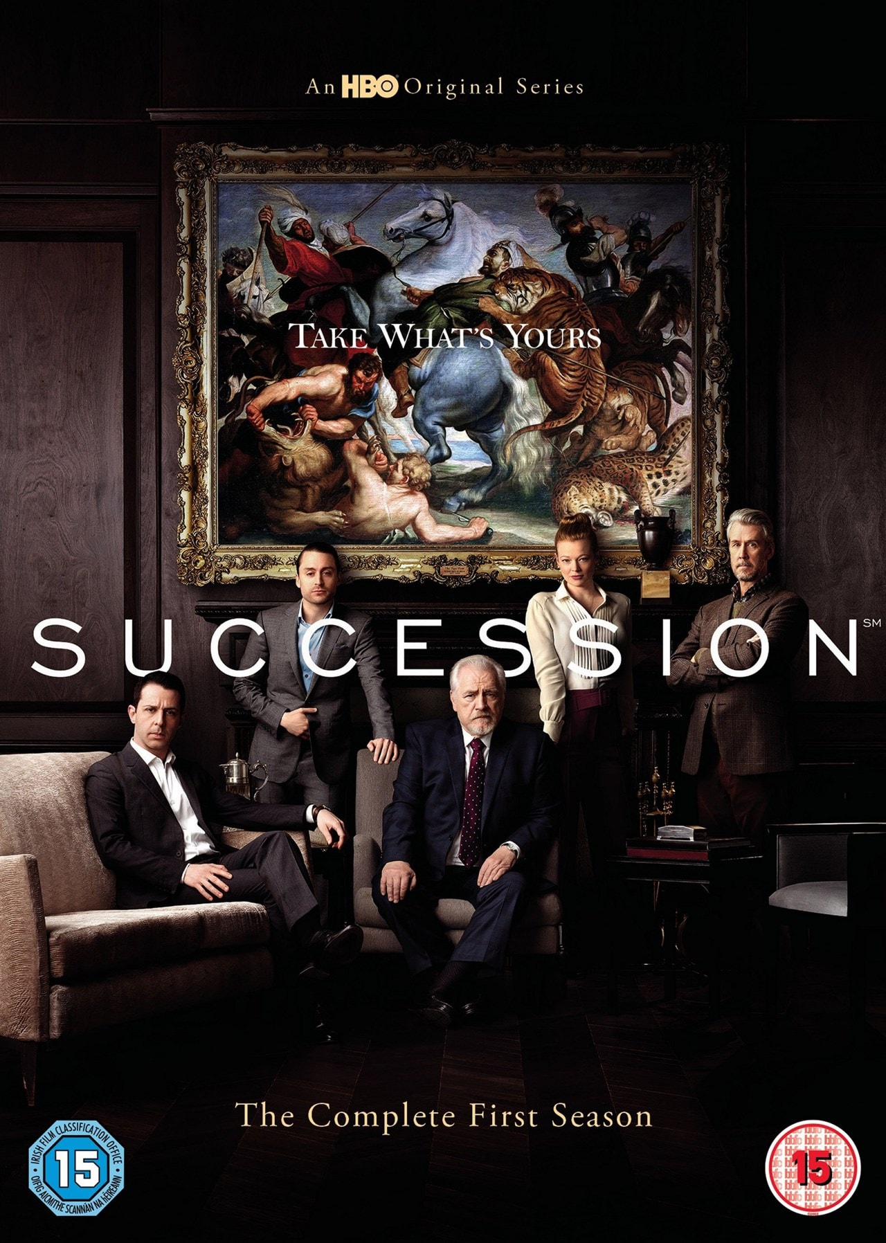Succession: The Complete First Season - 1