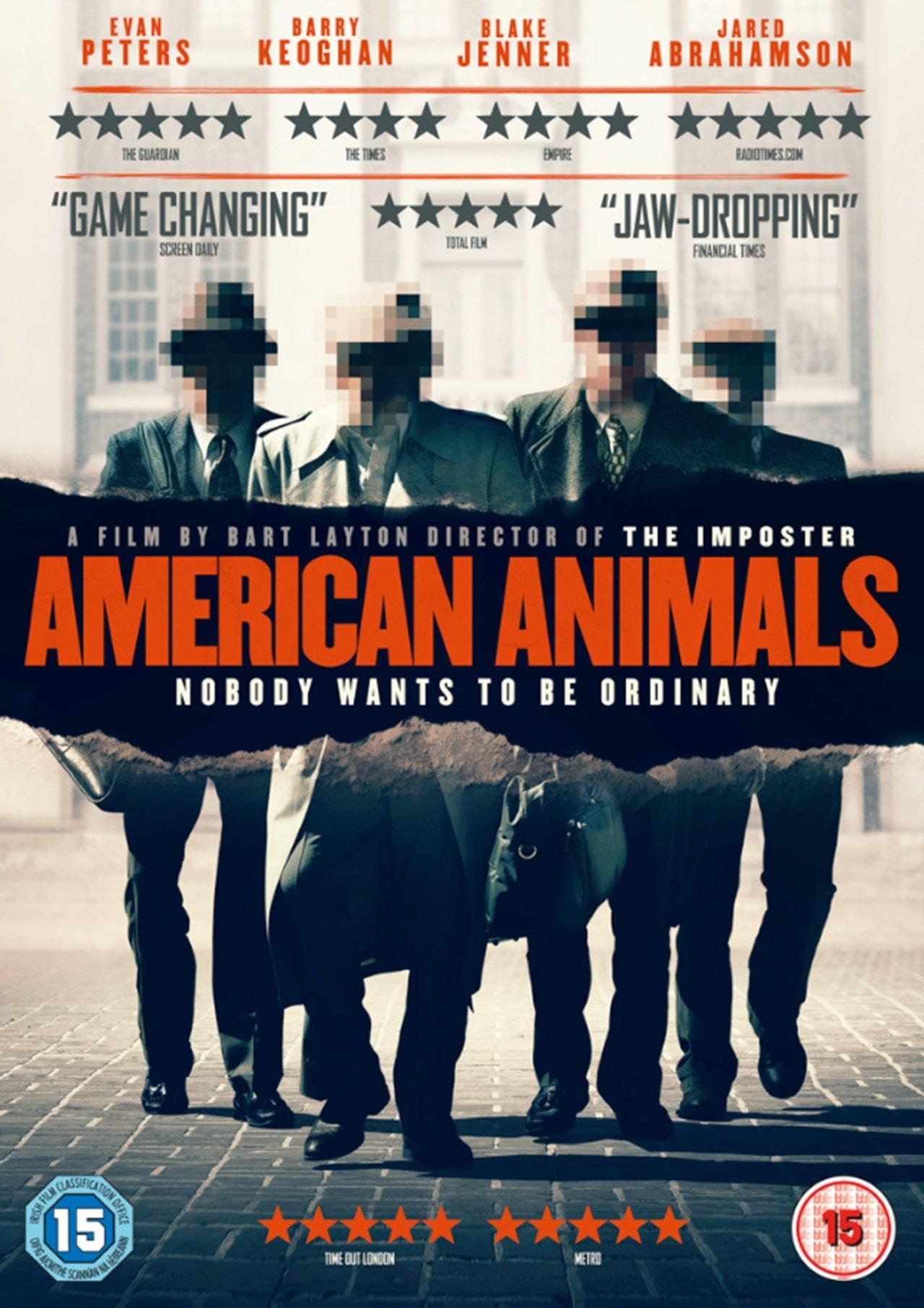 American Animals - 1