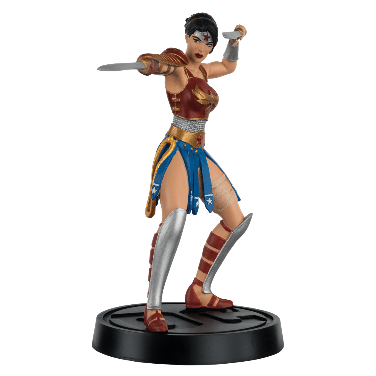 Wonder Woman Divine Armour Figurine: DC Hero Collector - 2