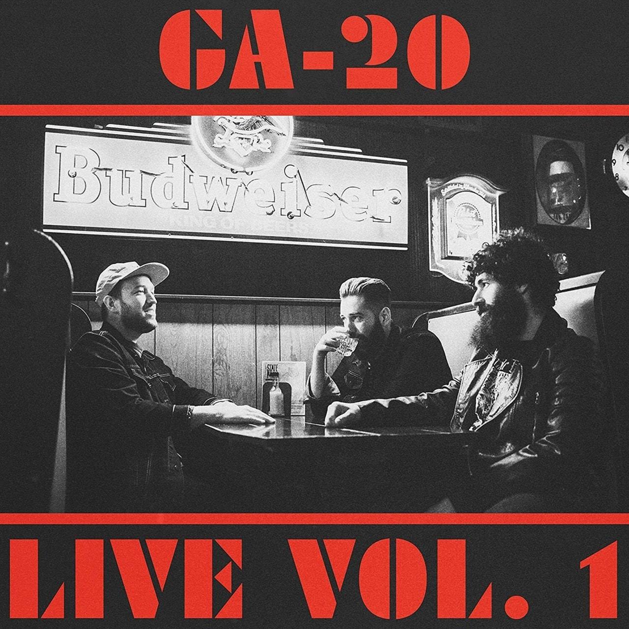 Live - Volume 1 - 1