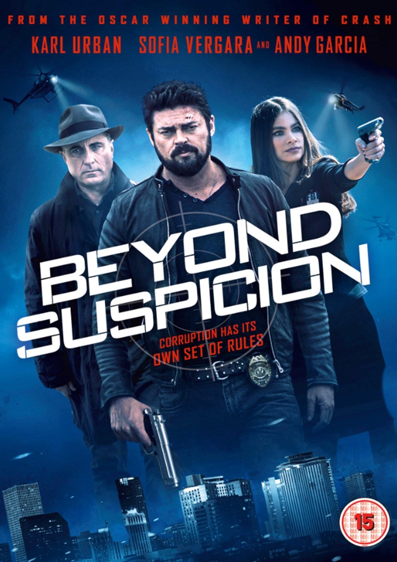 Beyond Suspicion - 1