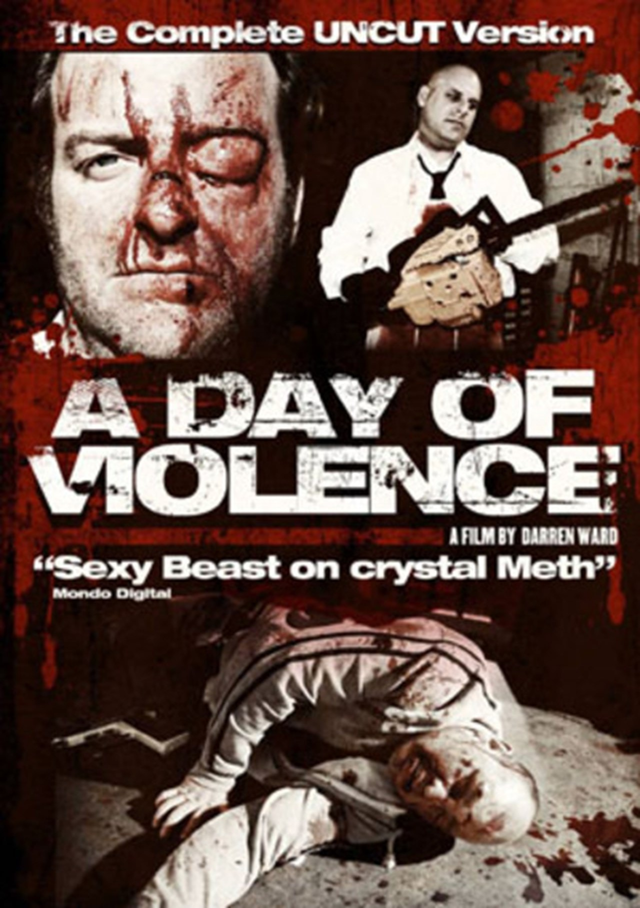 A Day of Violence - Uncut - 1
