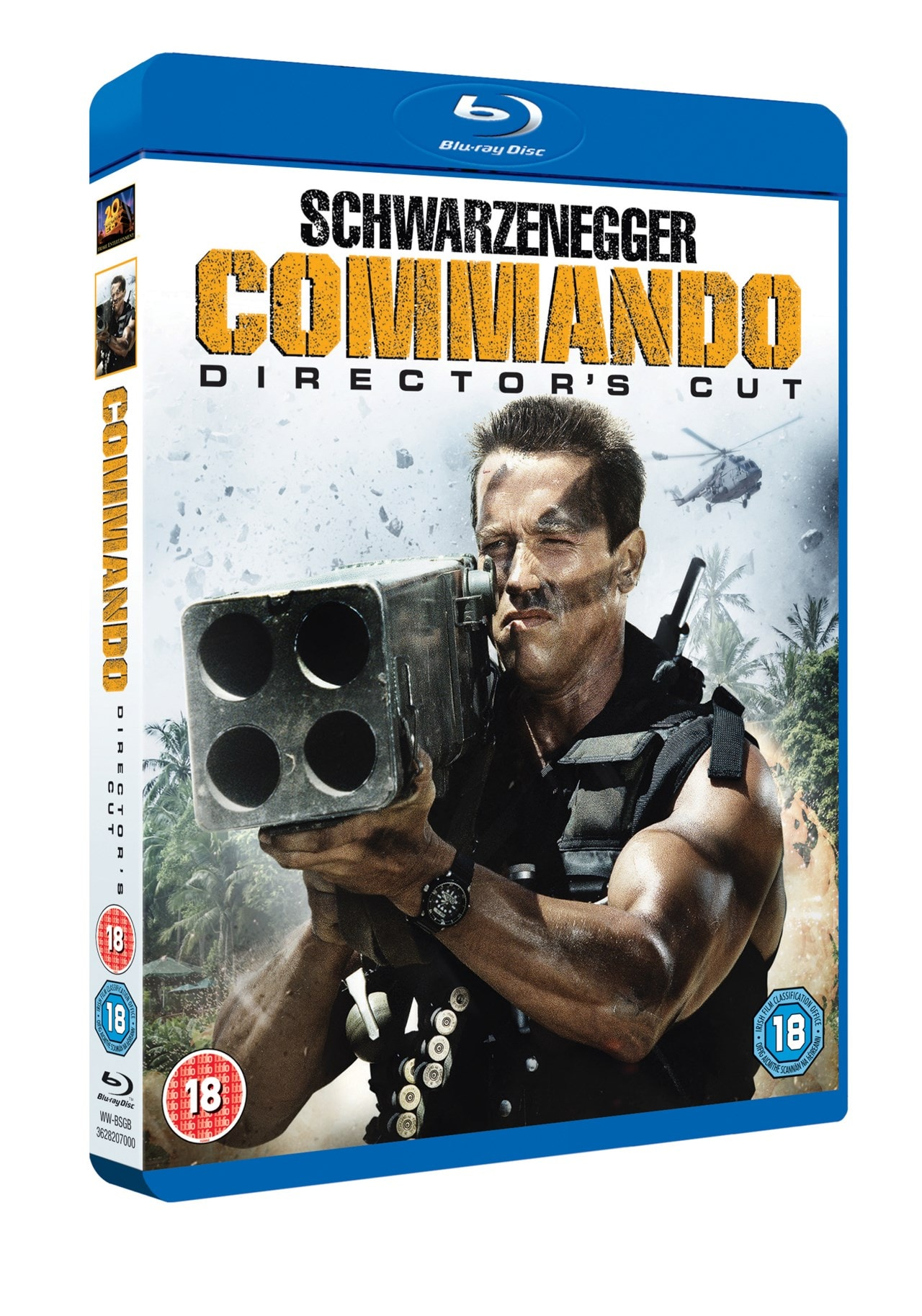 Commando: Director's Cut - 1