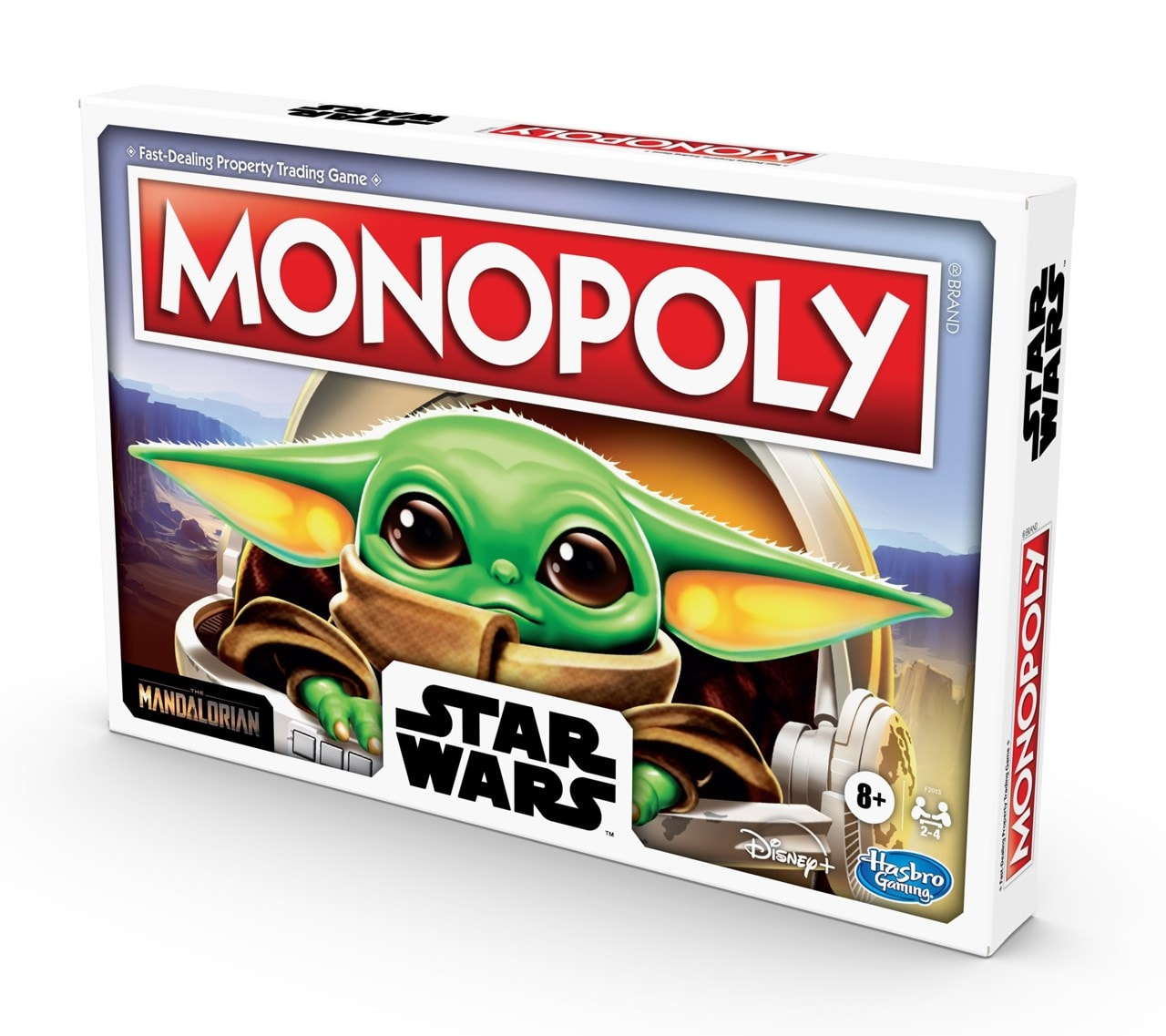 Monopoly: The Mandalorian: Baby Yoda The Child - 3