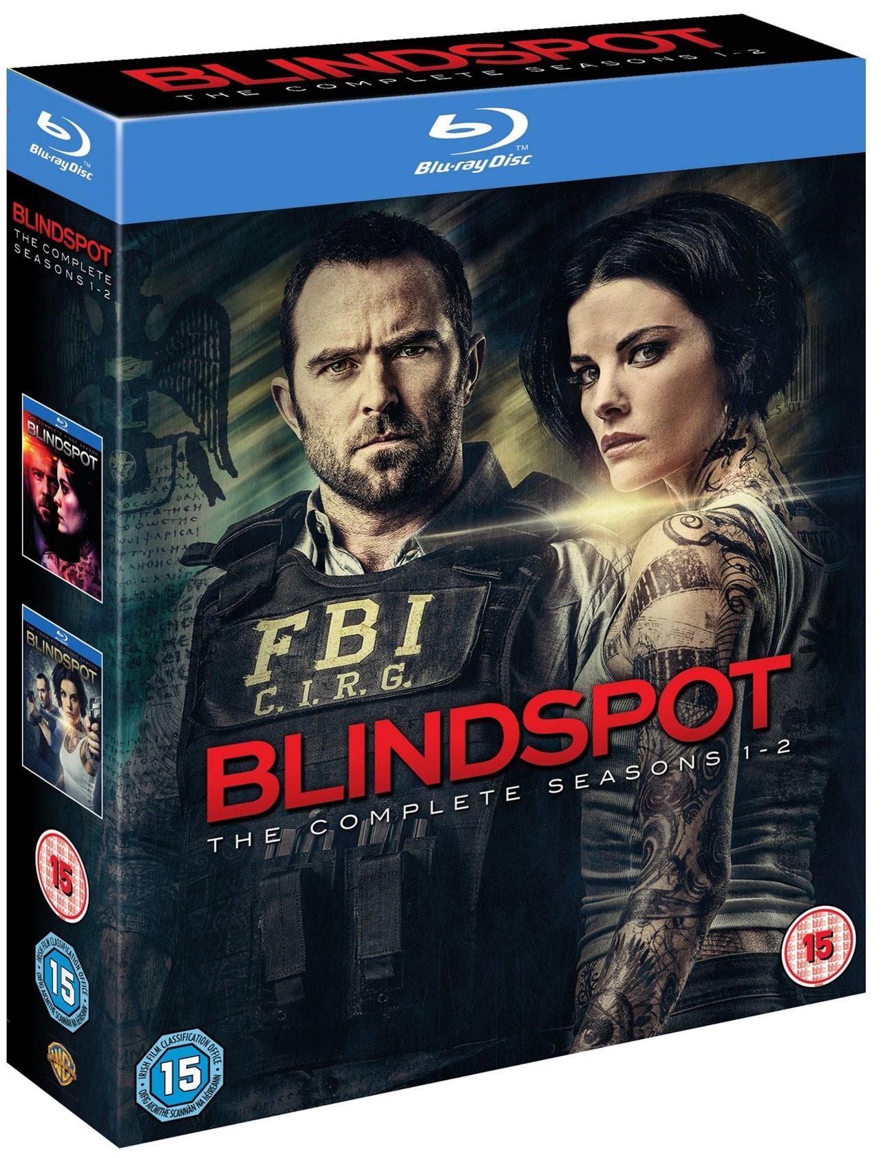 Blindspot: The Complete Seasons 1-2 - 2