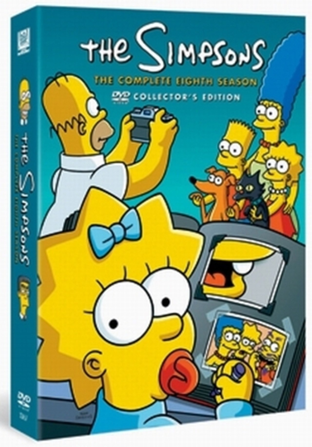 The Simpsons: Complete Season 8 - 1