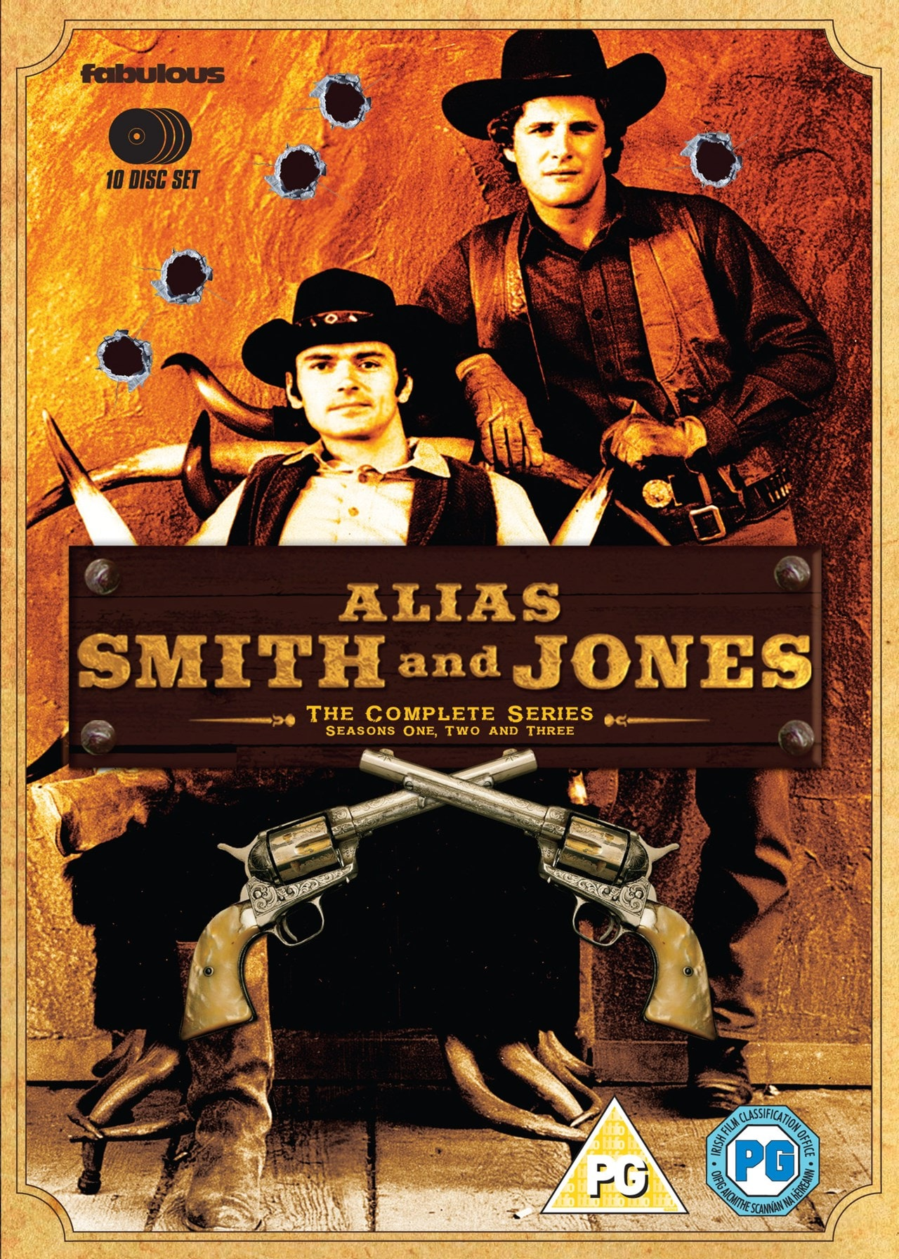 Alias Smith and Jones: The Complete Series - 1