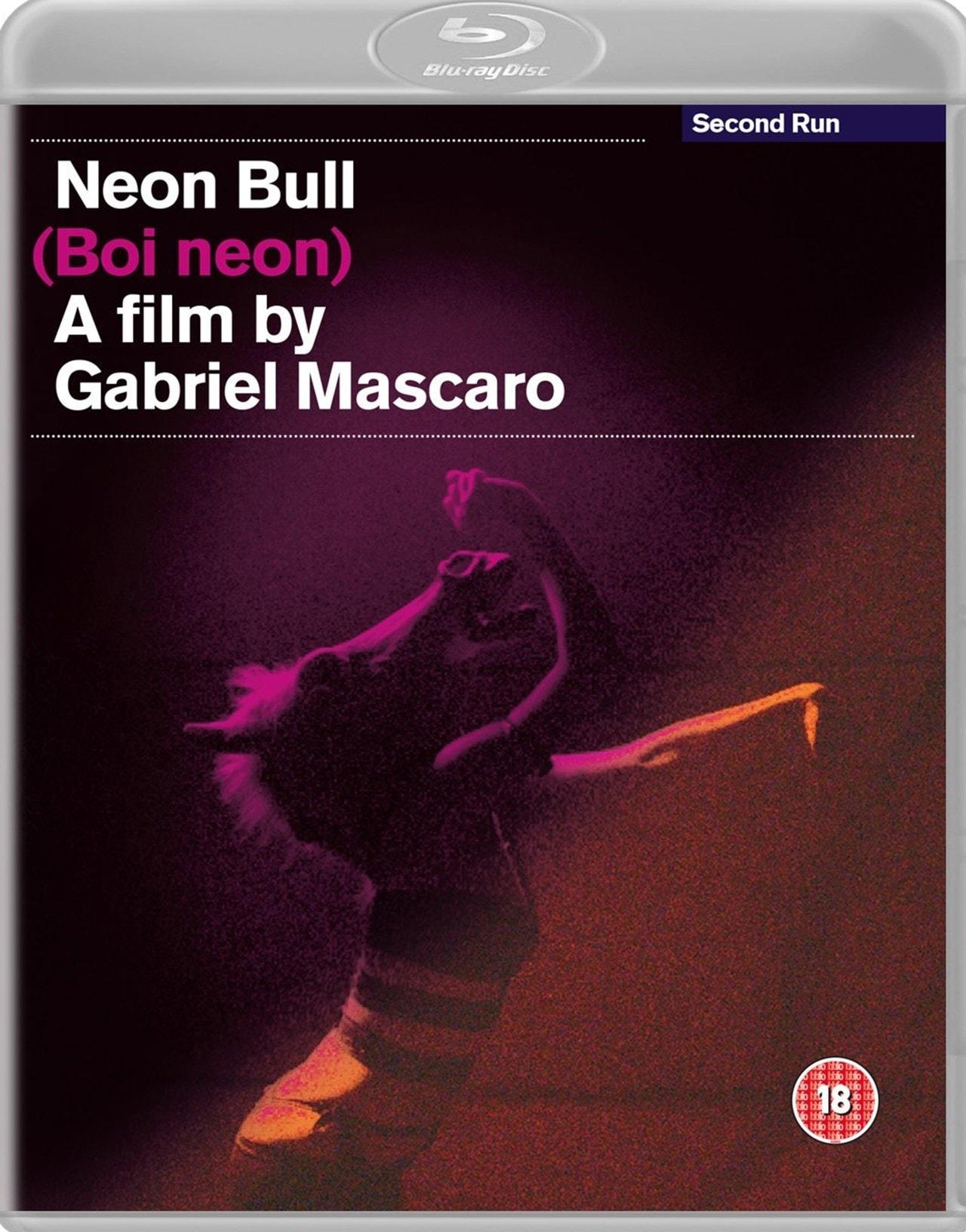 Neon Bull - 1