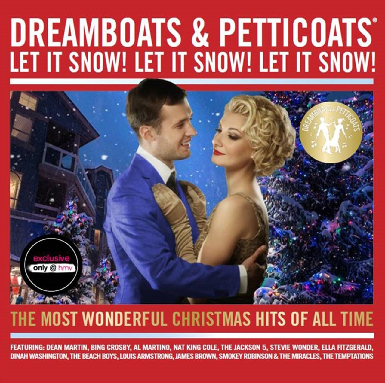 Dreamboats and Petticoats: Let It Snow! Let It Snow! Let It Snow! - 1