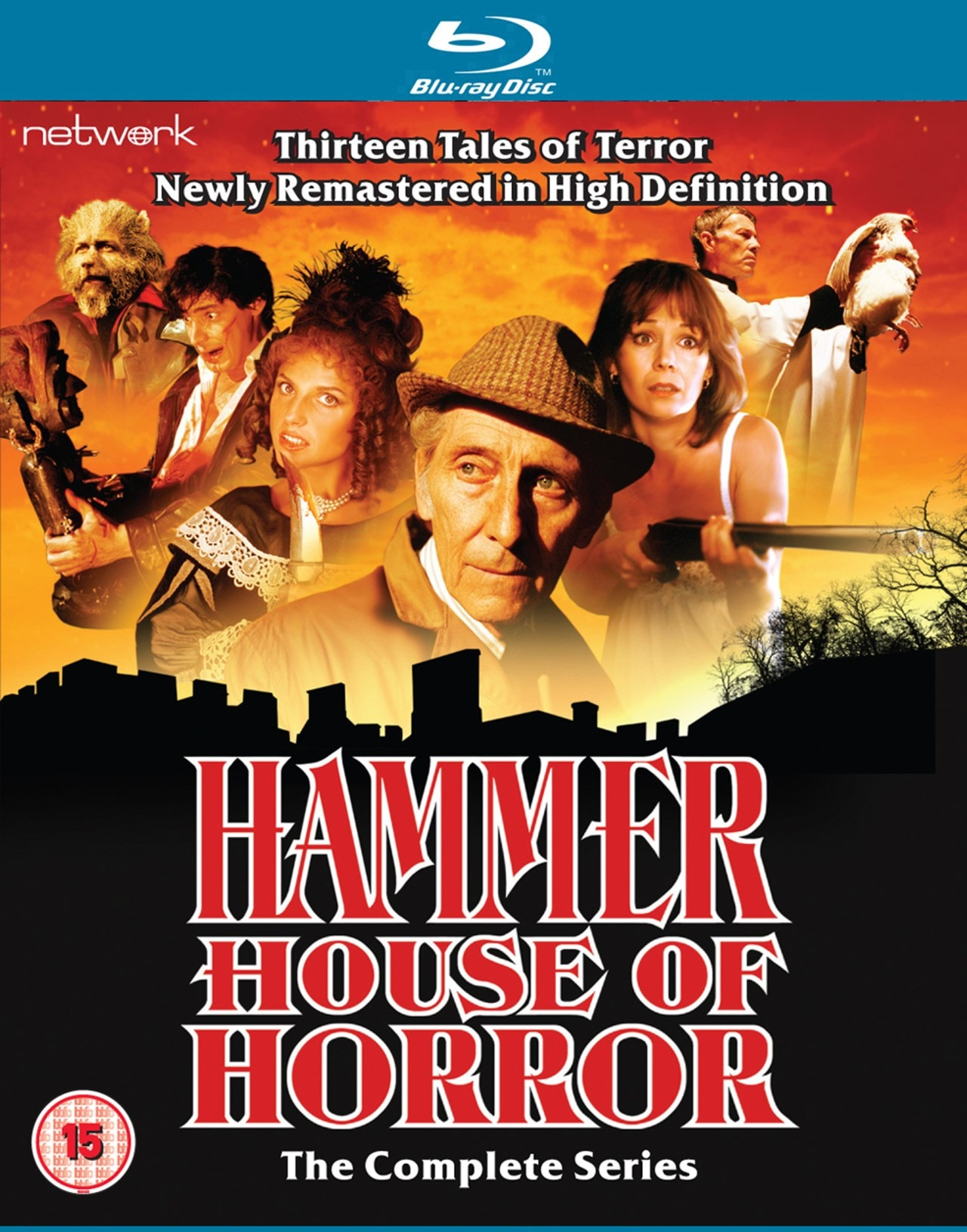 Hammer House Of Horror The Complete Series Blu Ray Box Set Free Shipping Over 20 Hmv Store