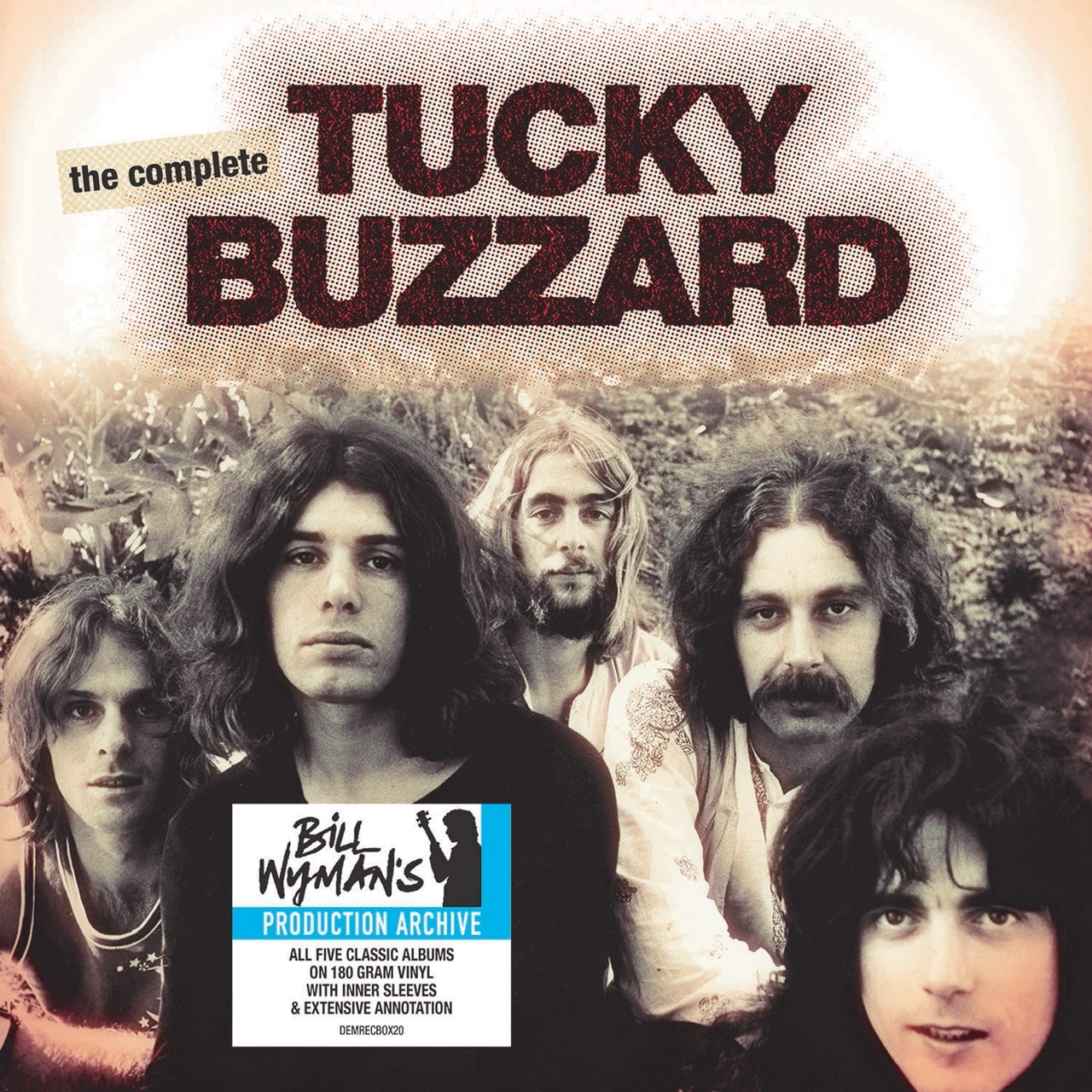 The Complete Tucky Buzzard - 1