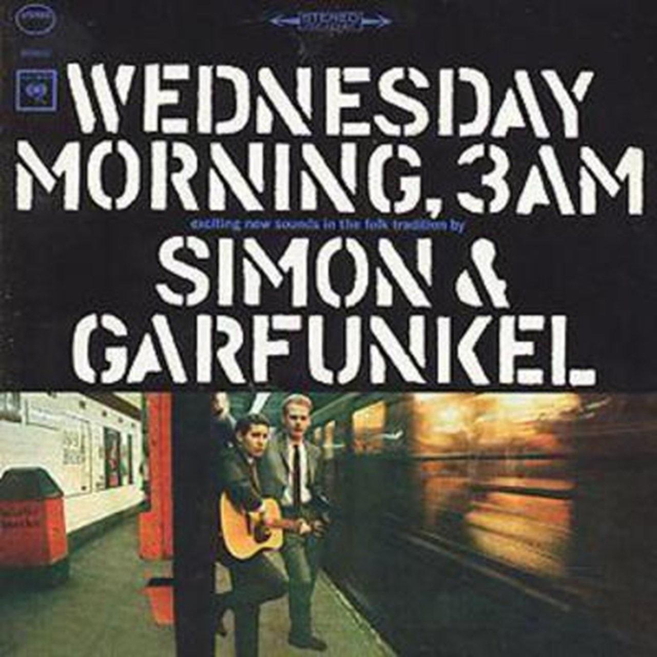 Wednesday Morning, 3am - 1
