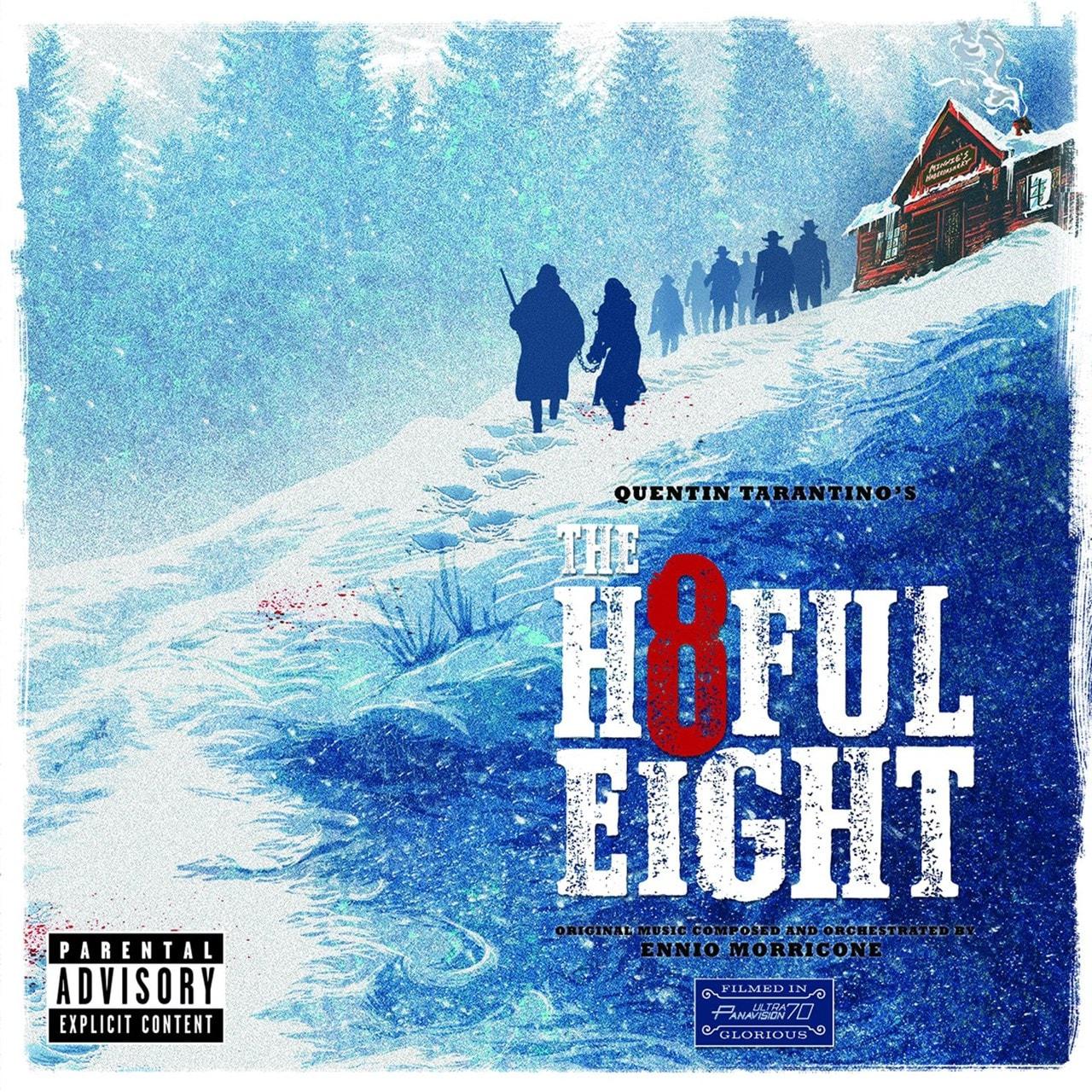 Quentin Tarantino's the Hateful Eight - 1