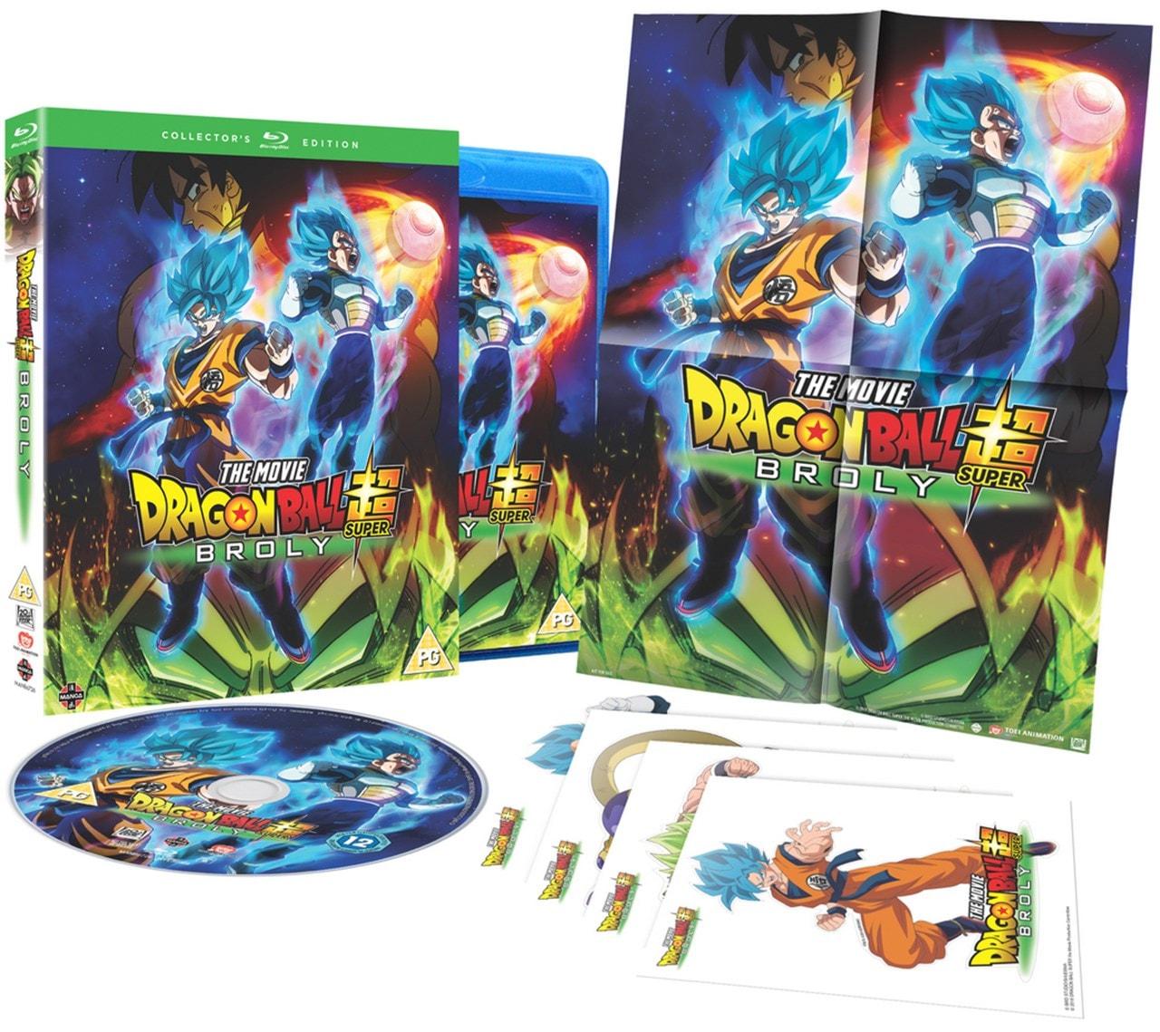 Dragon Ball Super: Broly - 3