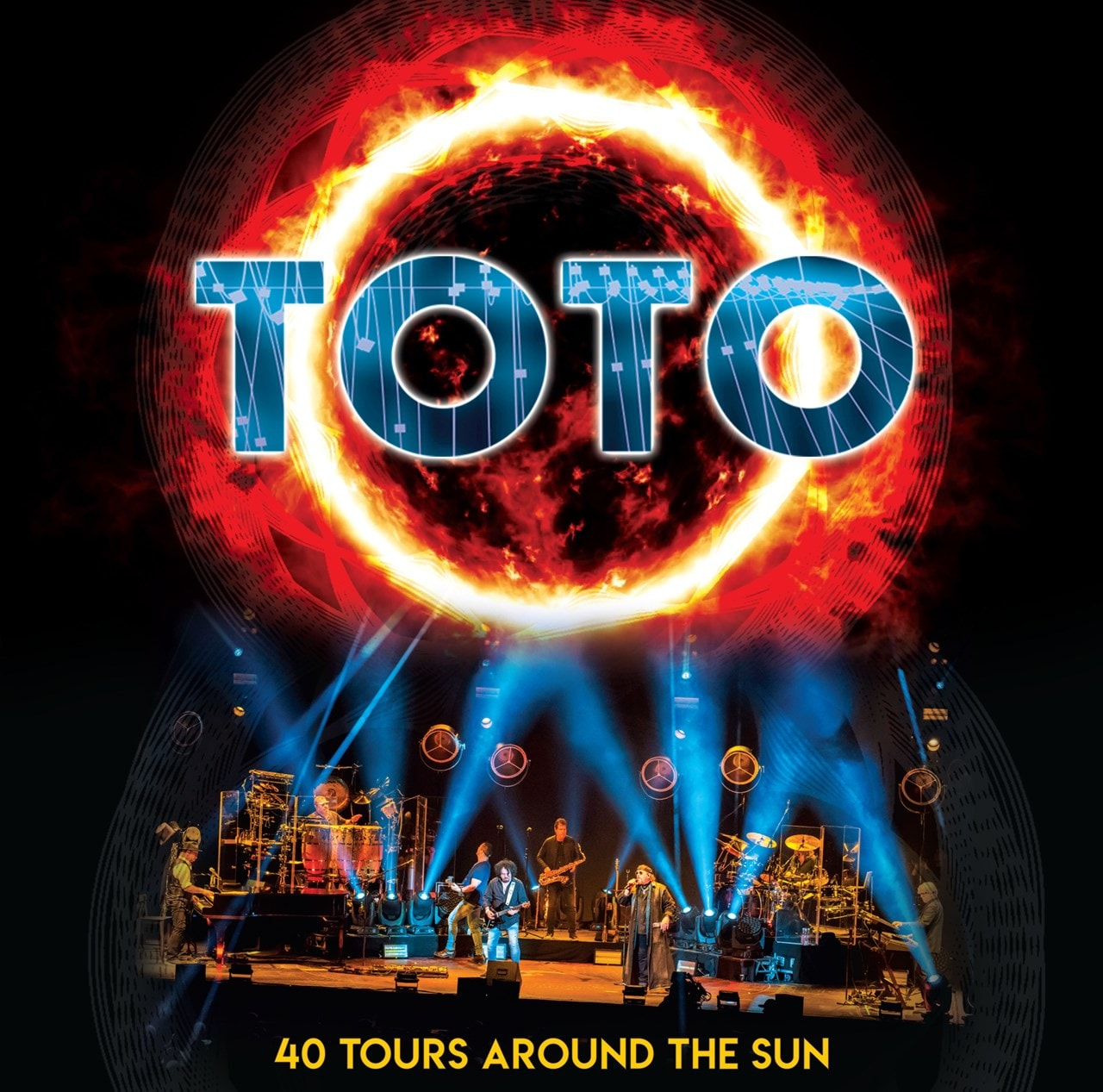 40 Tours Around the Sun: Live at the Ziggo Dome, Amsterdam - 1