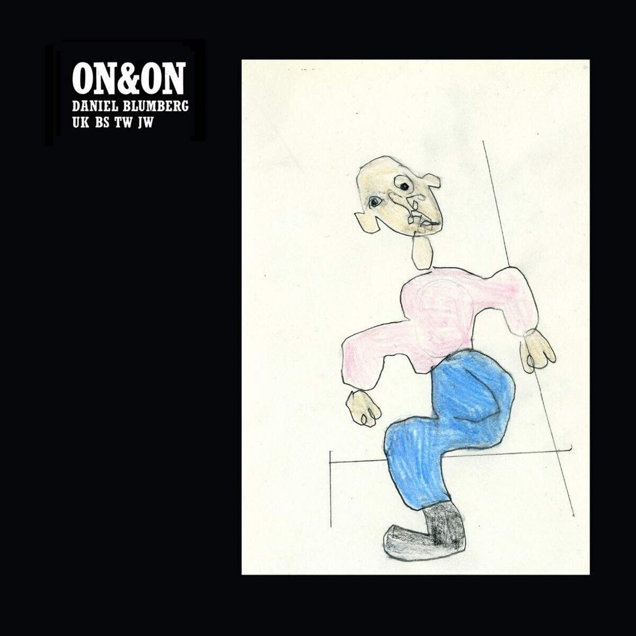 On&On: Clear Vinyl + Free Remix CD (LRS IAOTY) - 1