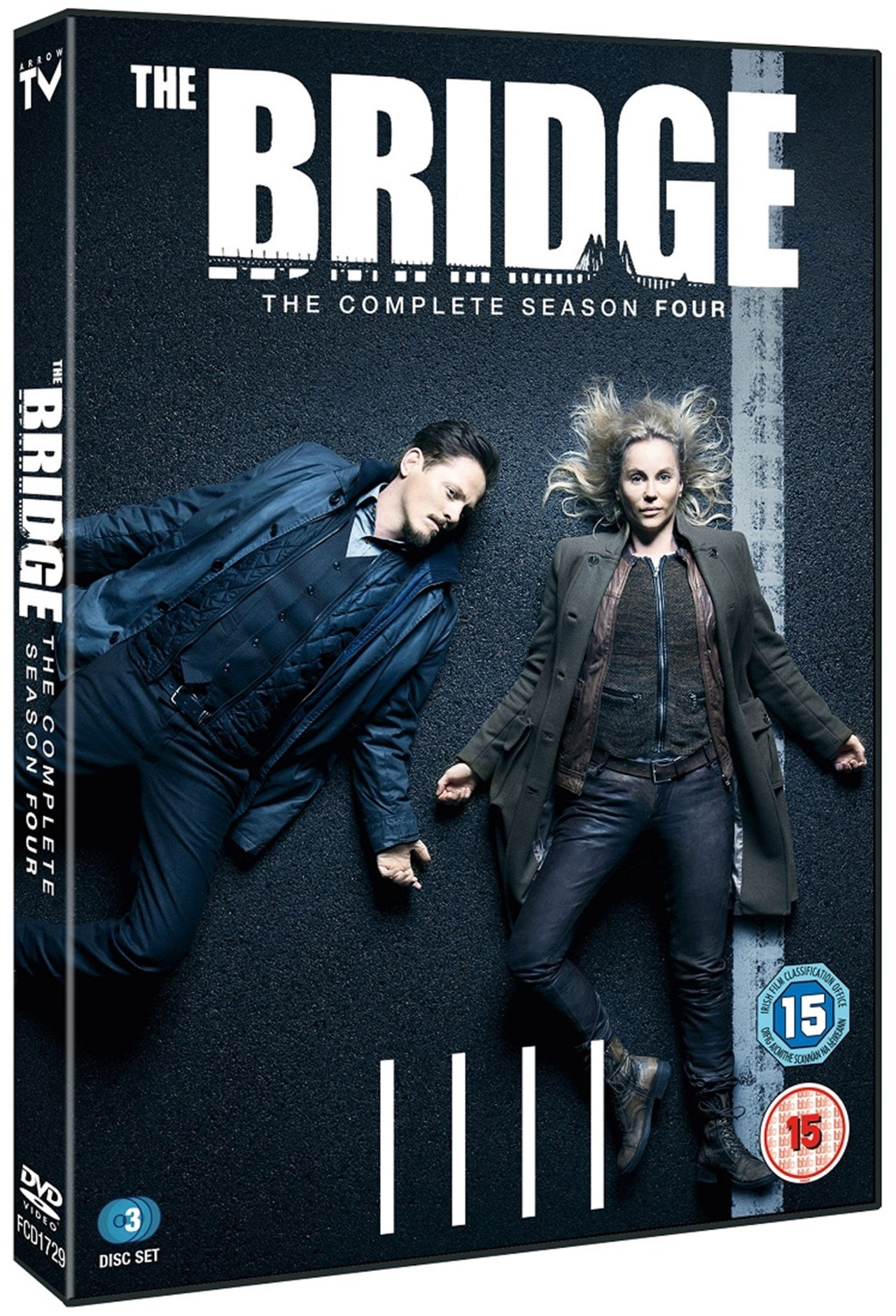 The Bridge: The Complete Season Four - 2
