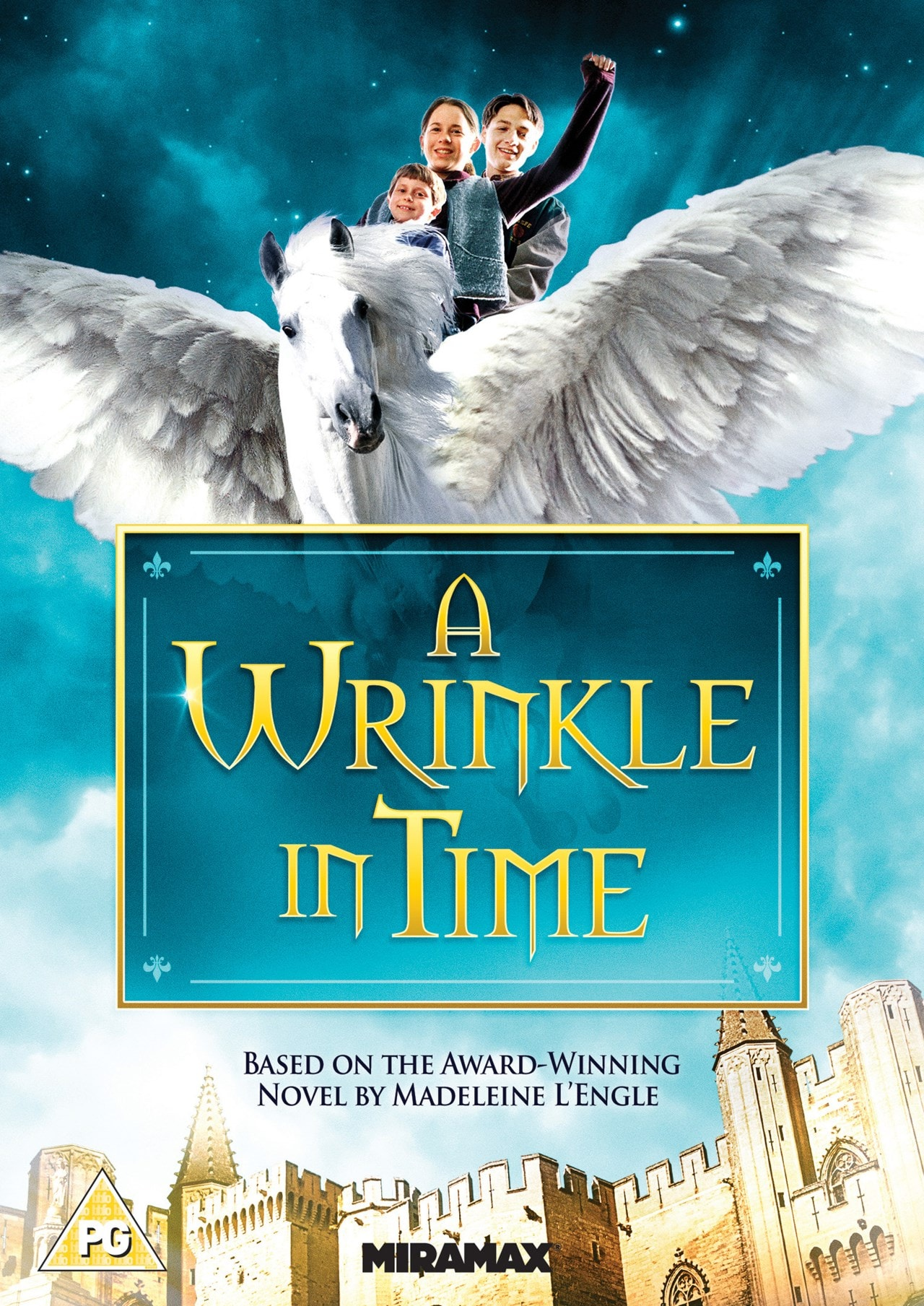 A Wrinkle in Time - 1