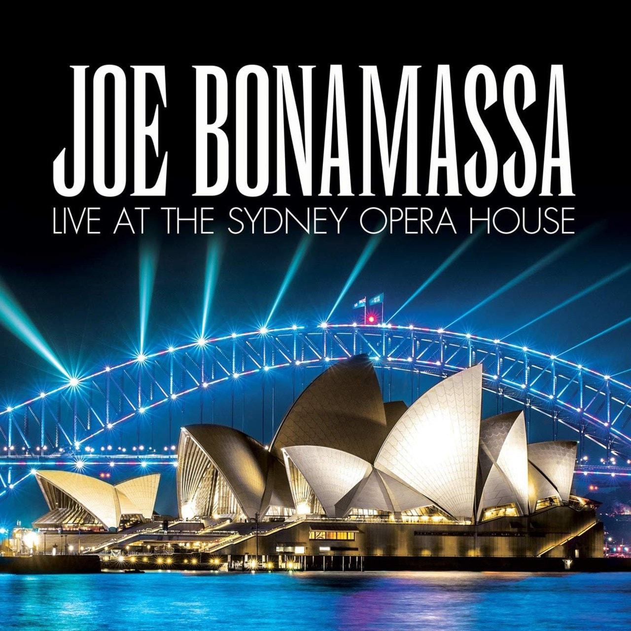 Live at the Sydney Opera House - 1