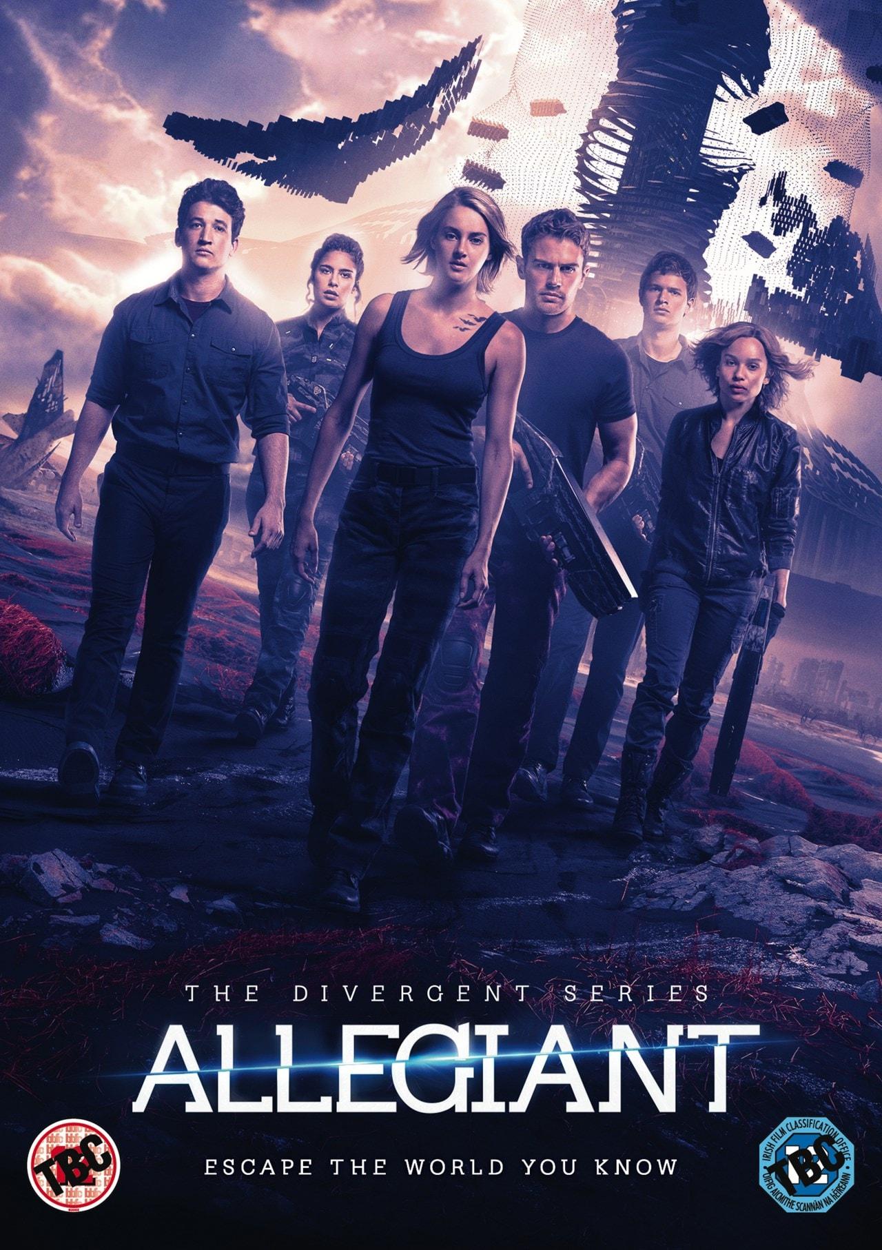 Allegiant - 1