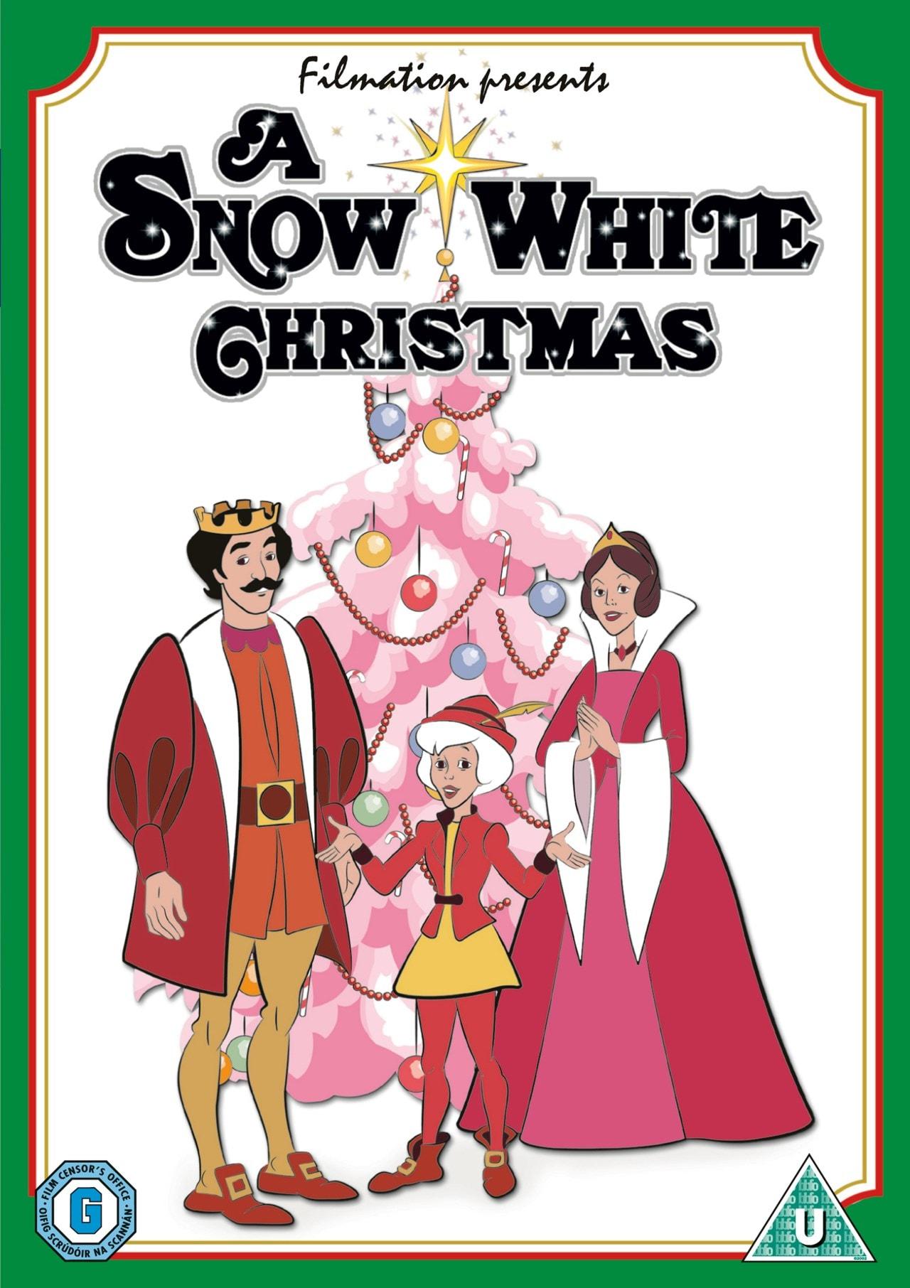 A Snow White Christmas - 1