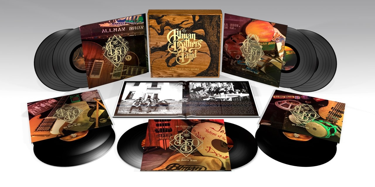 Trouble No More: 50th Anniversary Collection - 1