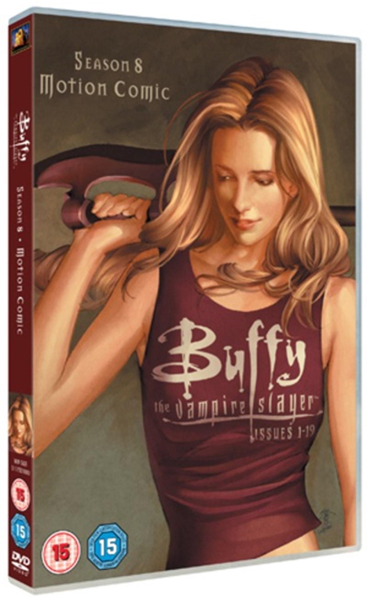 Buffy the Vampire Slayer: Season 8 - Motion Comic - 1