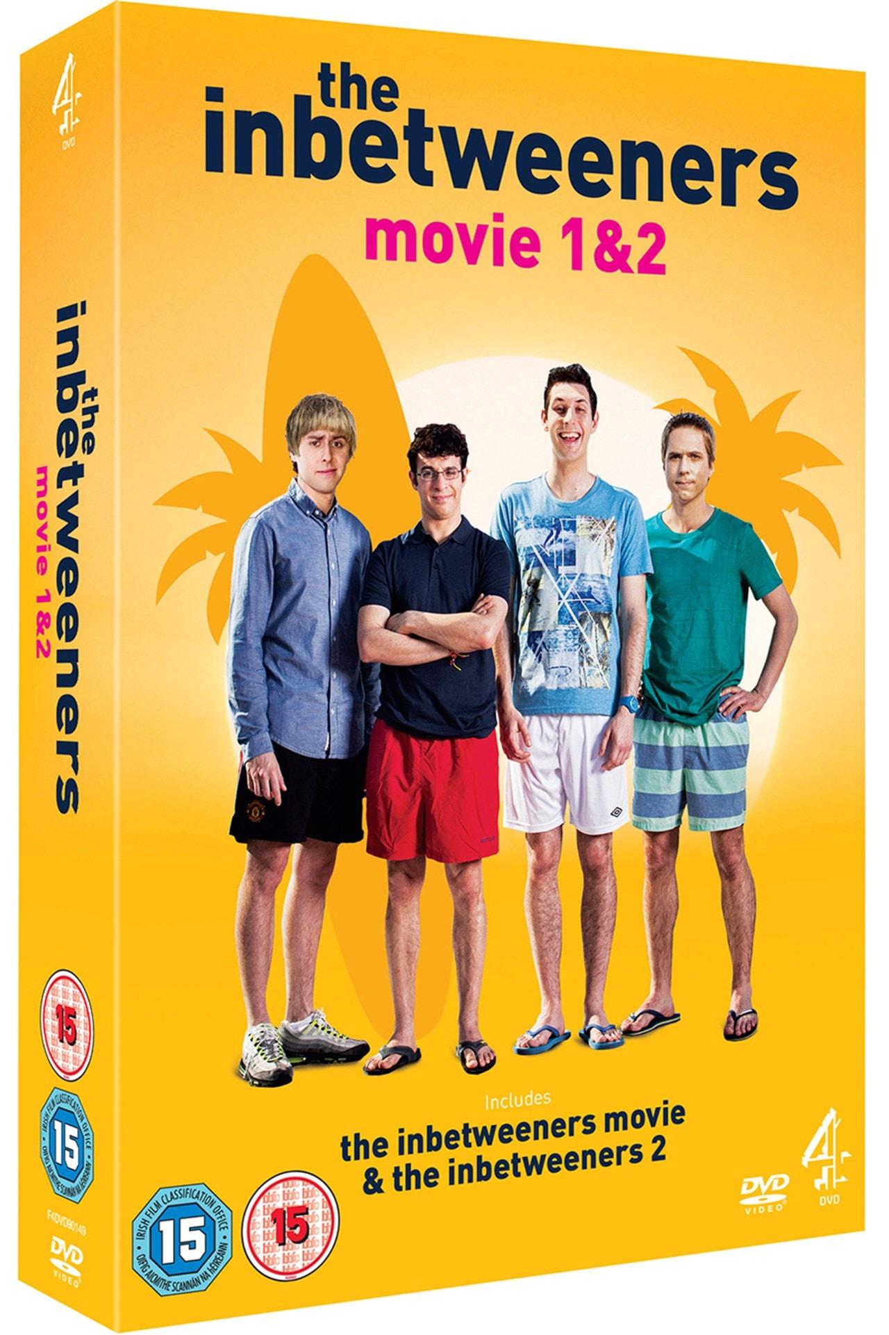 The Inbetweeners Movie 1 and 2 - 1