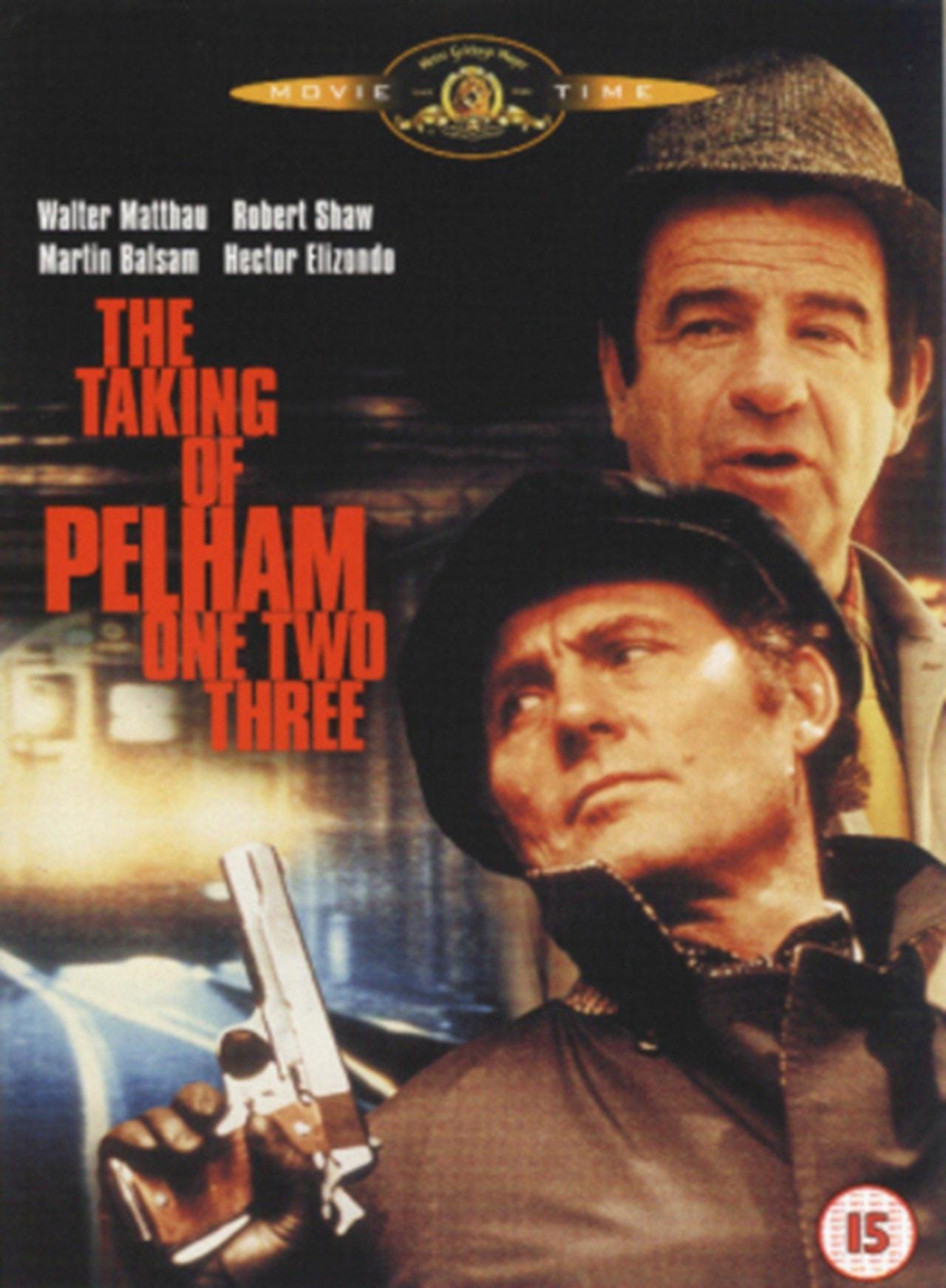 The Taking of Pelham One Two Three - 1