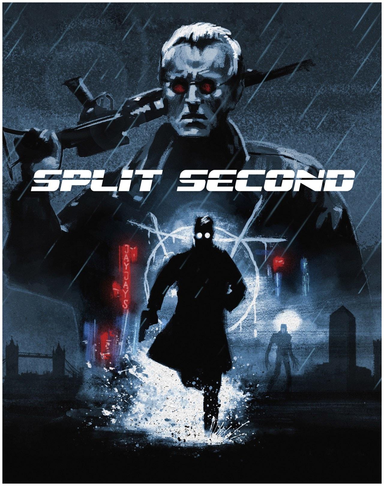Split Second - 1