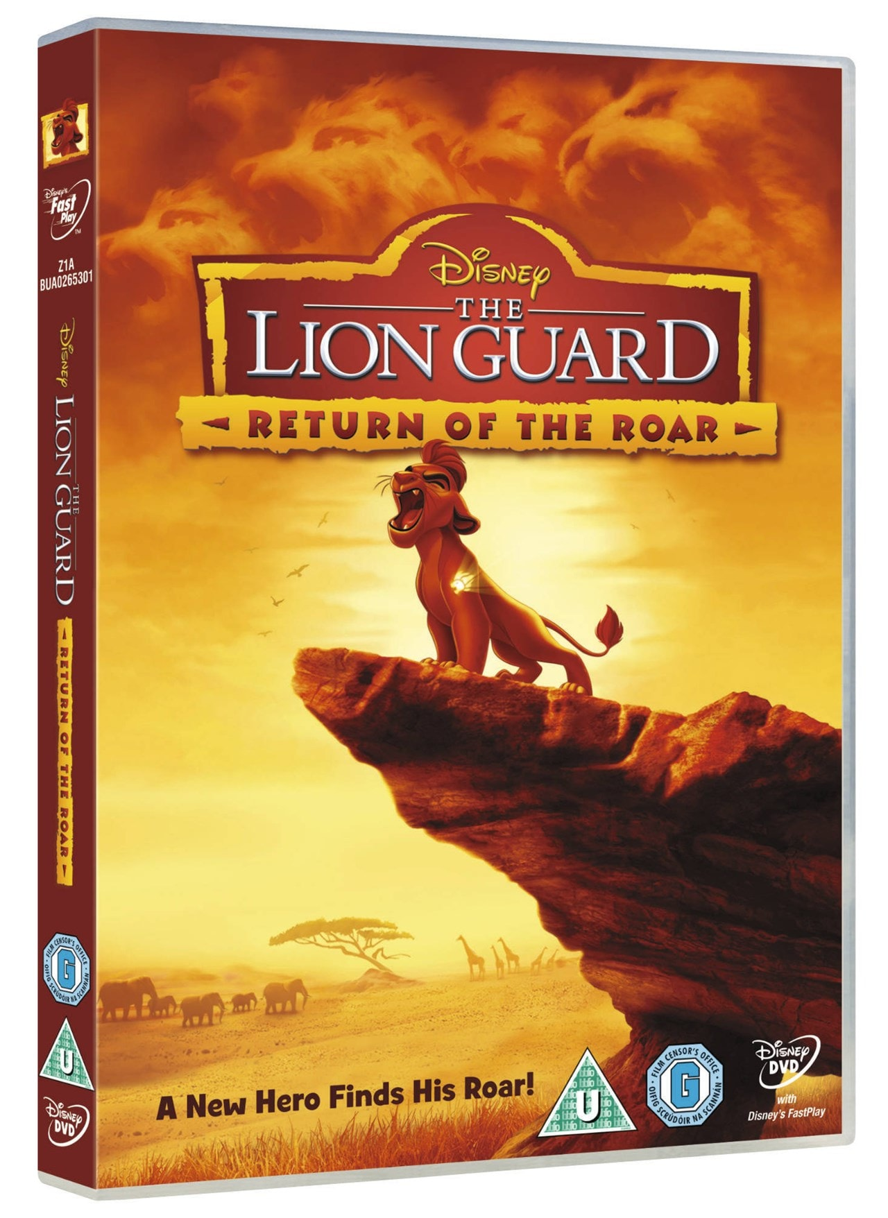 The Lion Guard - Return of the Roar - 2