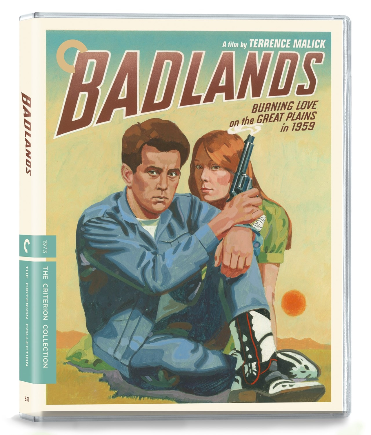 Badlands - The Criterion Collection - 2