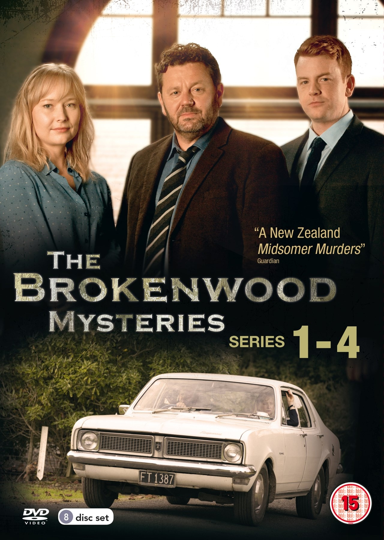 The Brokenwood Mysteries: Series 1-4 - 1