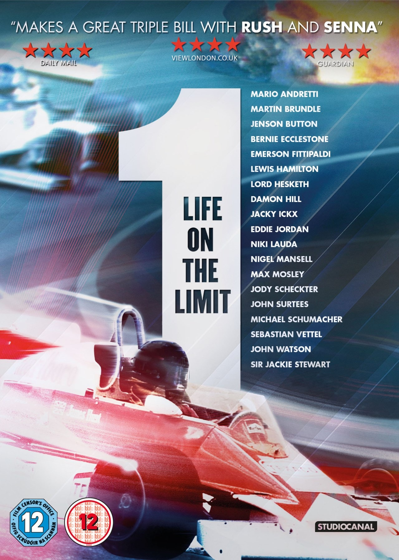 1: Life On the Limit - 1