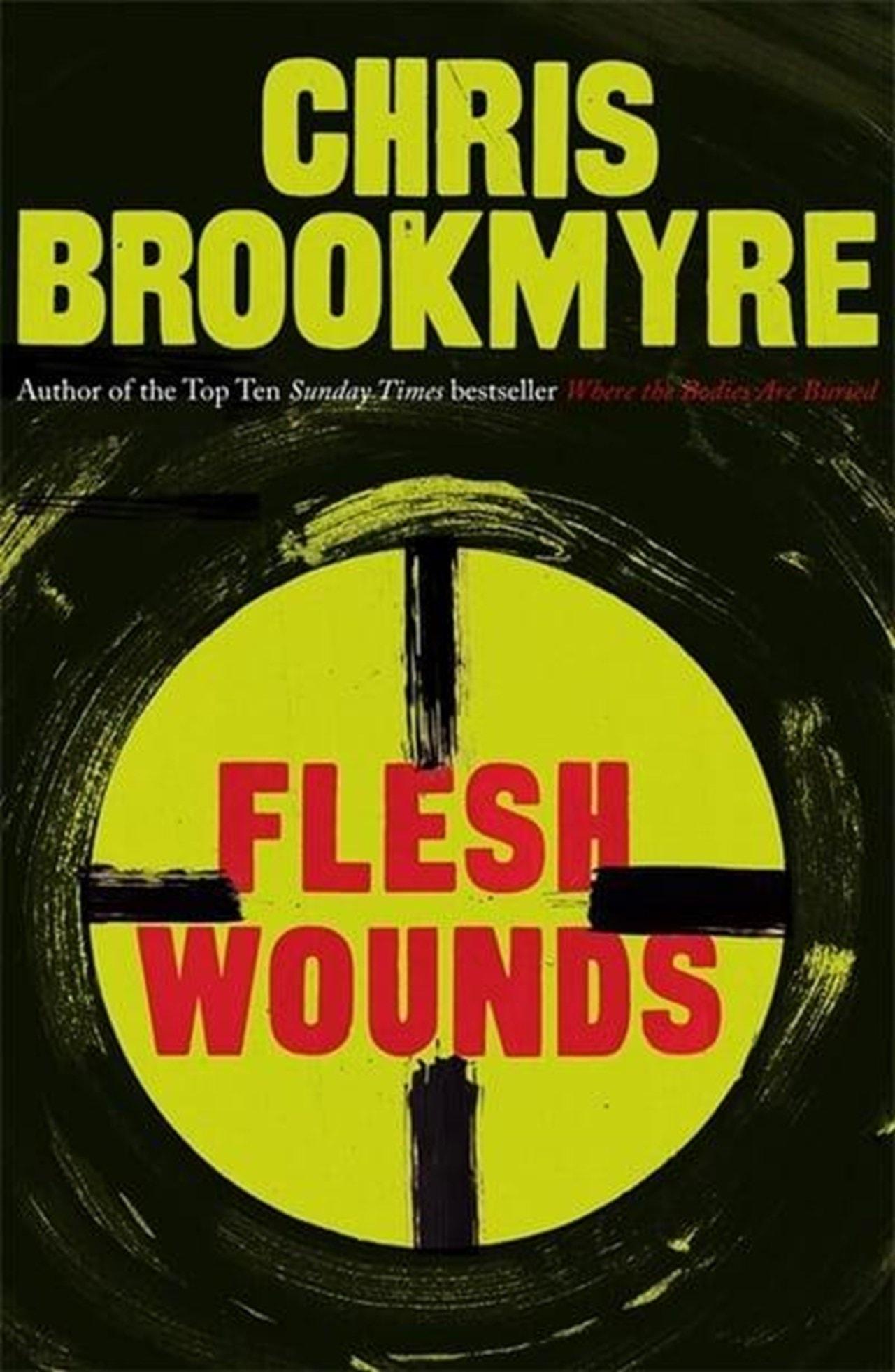 Flesh Wounds - 1