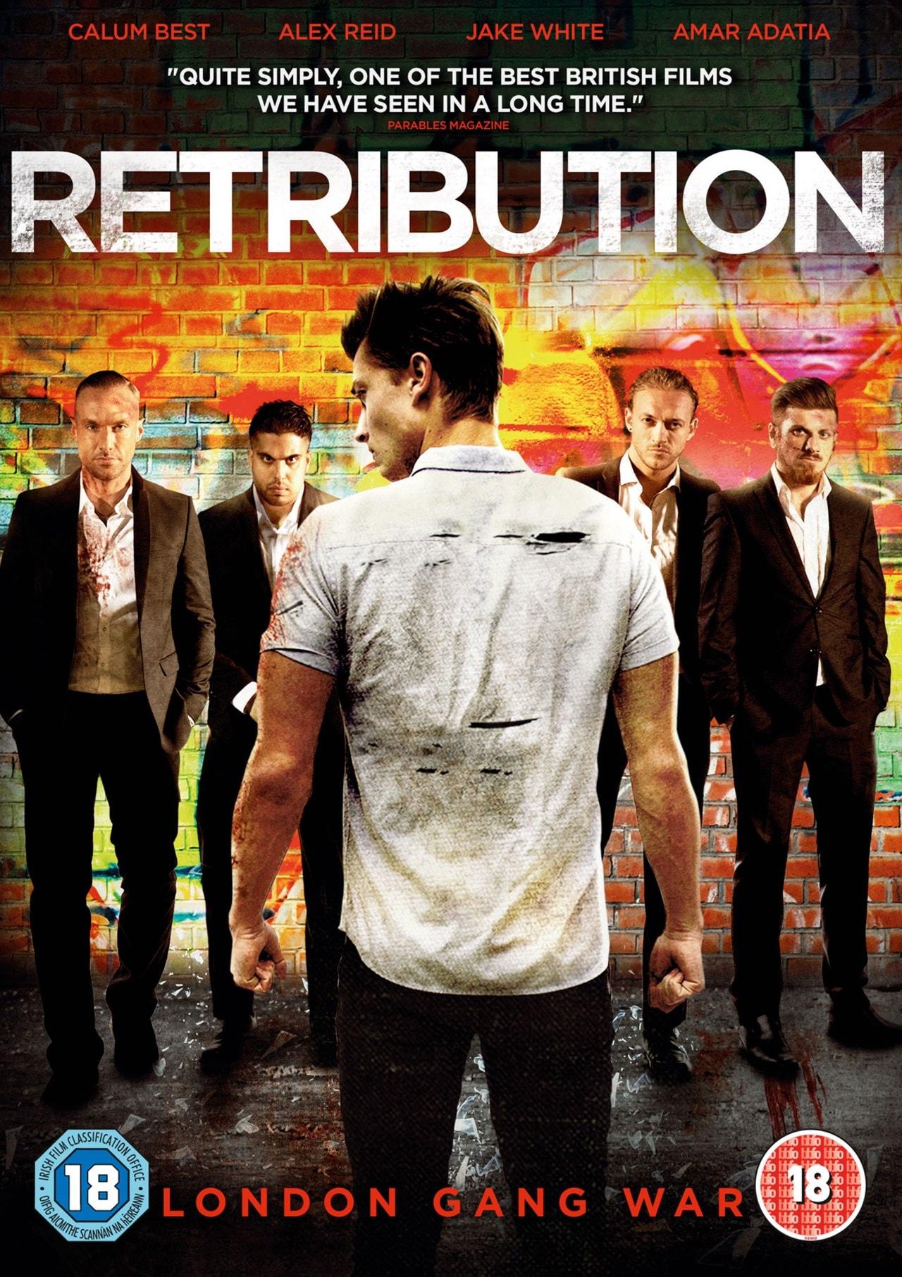 Retribution - 1