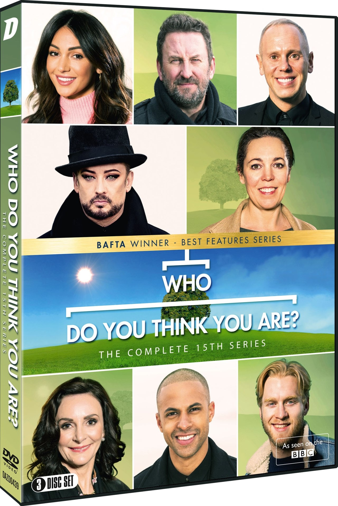 Who Do You Think You Are?: Series 15 - 2