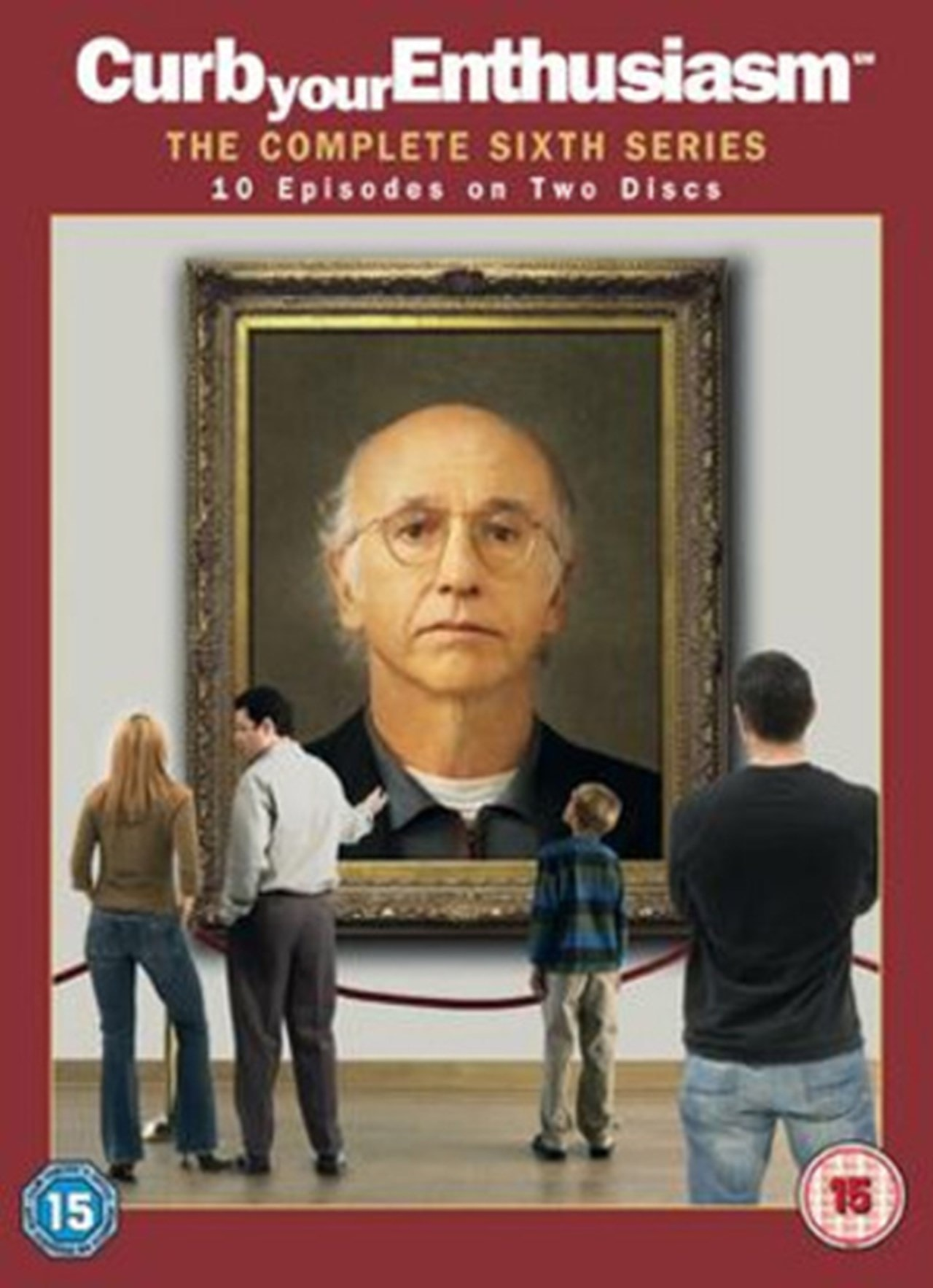 Curb Your Enthusiasm: The Complete Sixth Series - 1
